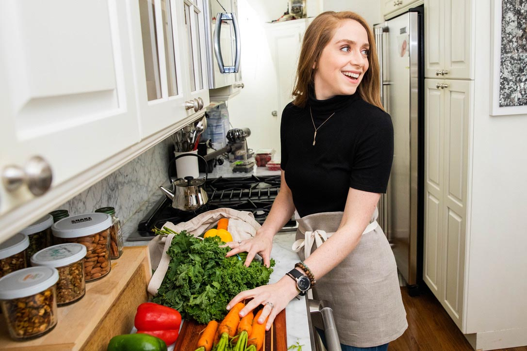 - I use my expertise as a dietitian to cover nutrition and health topics and my expertise in sustainability to tackle the ins and outs of low waste living. Conveniently, the nutrition tips and the low waste living tips go hand in hand– the diet and habits best for our health are also the best for the planet!