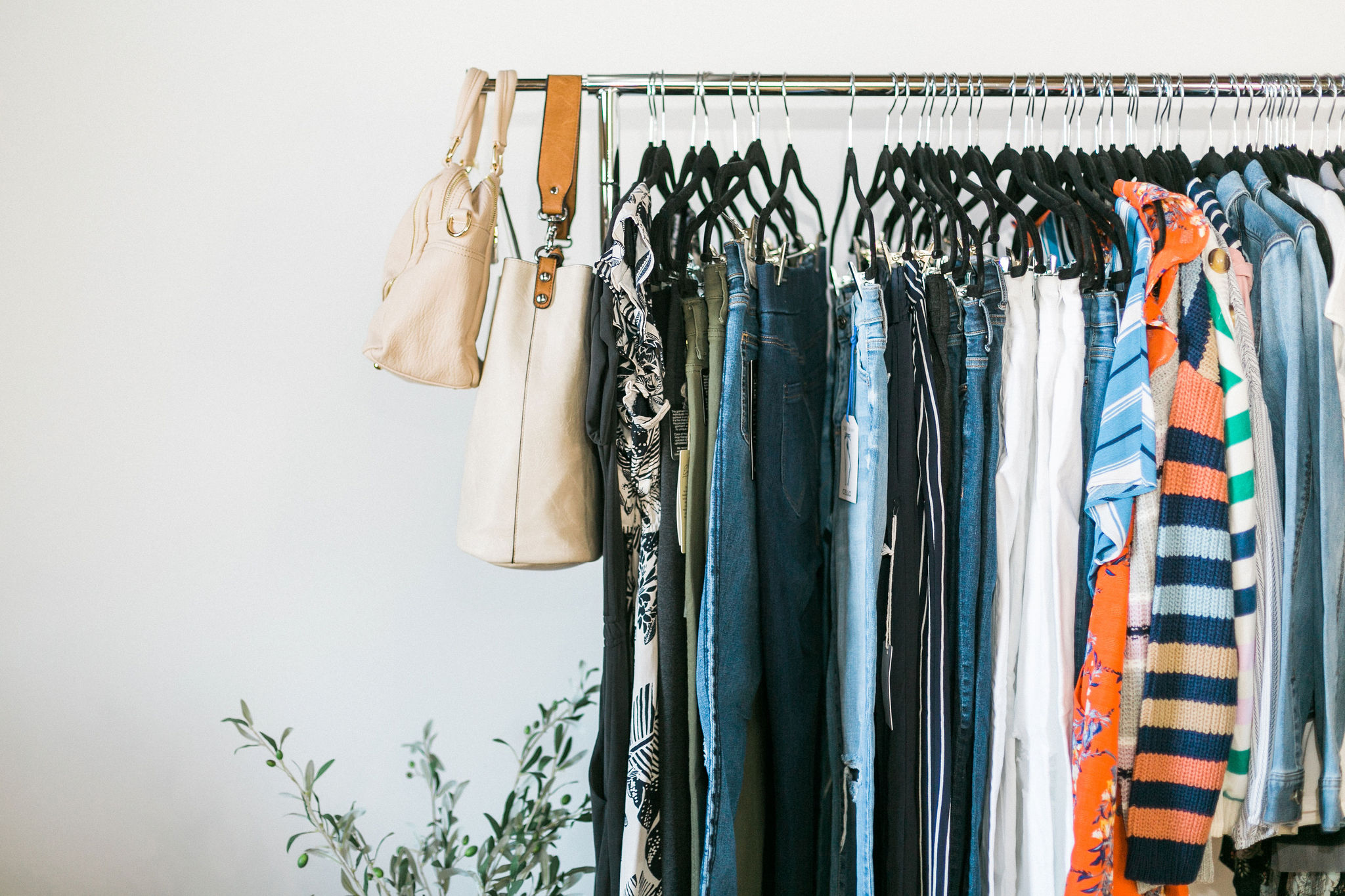 Schedule a one on one styling session - We'll help you match what you own with what you NEED to own