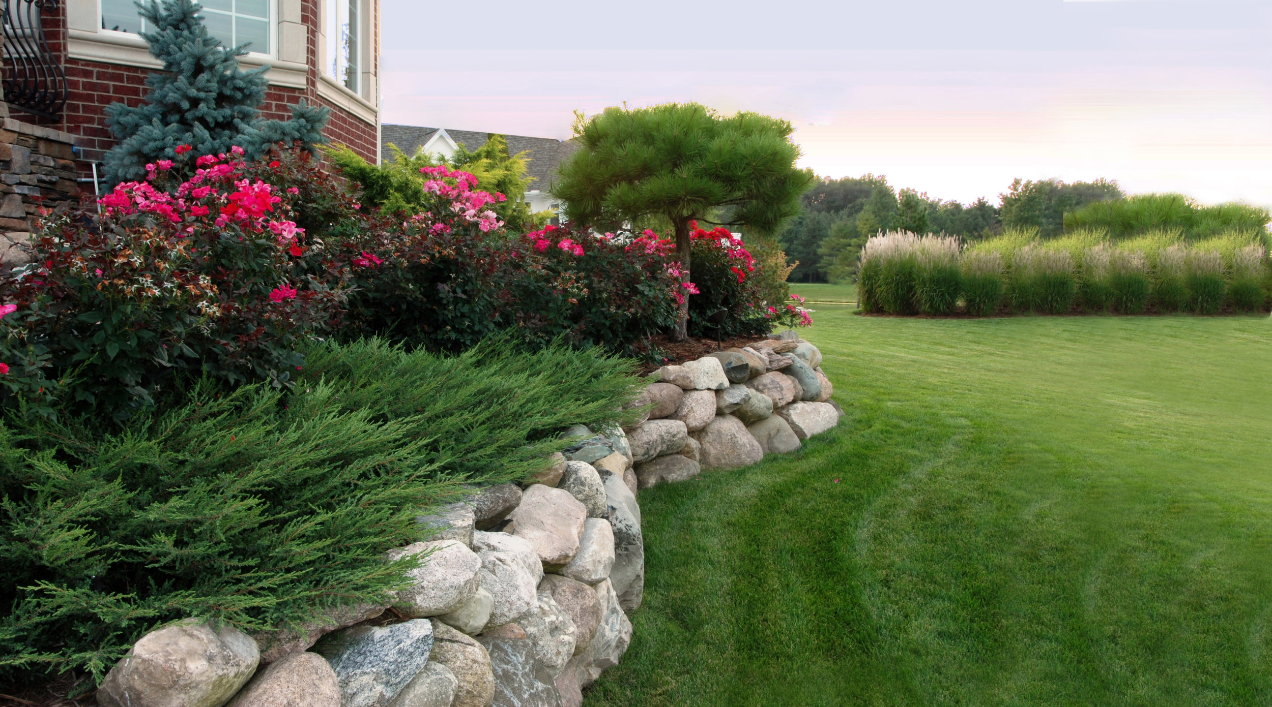 Start planning your landscape. - Contact us for a free consultation & quote for all of your design needs