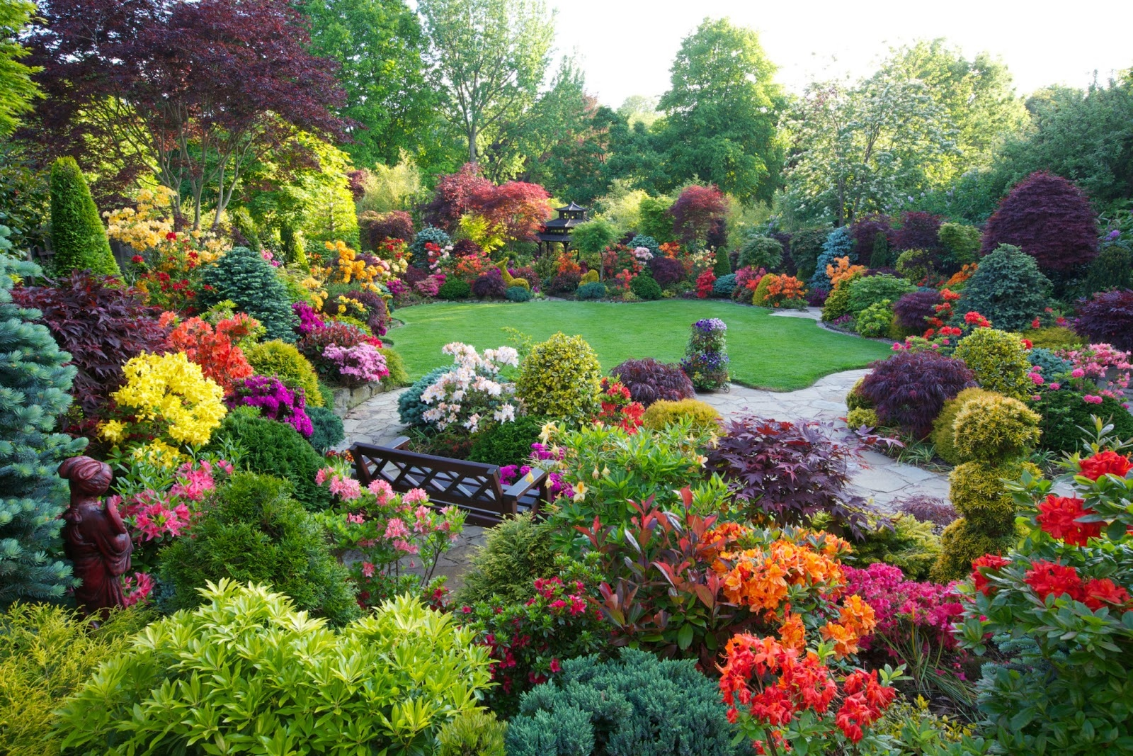 Artisan Grounds Fine Gardening - Design, installation, enhancement, & preservation of your gardens