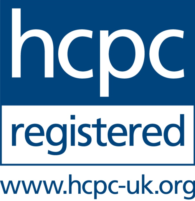 Health and Care Professionals Council (HCPC) Registered