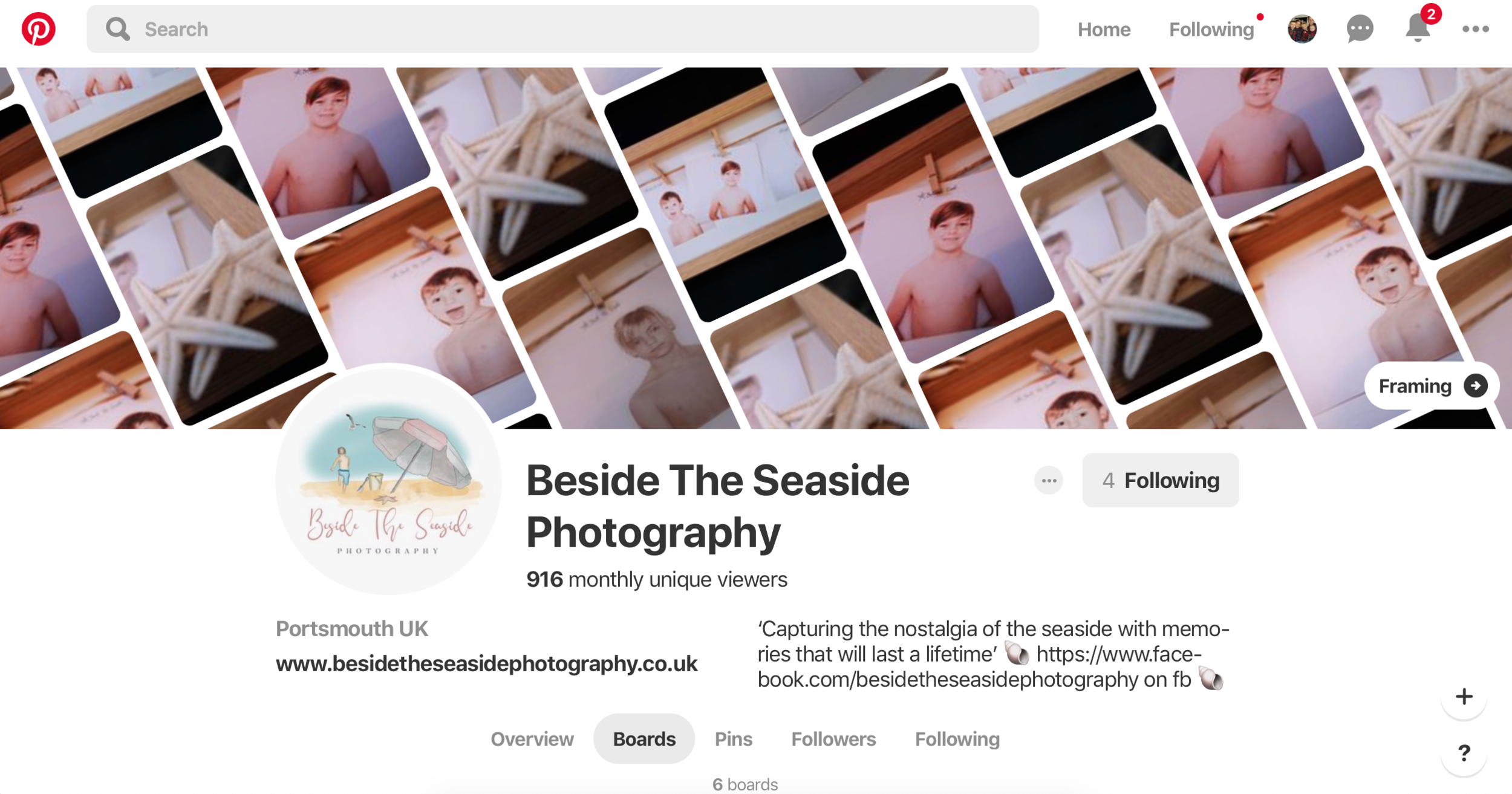 Pinterest- Beside The Seaside Photography Portsmouth UK