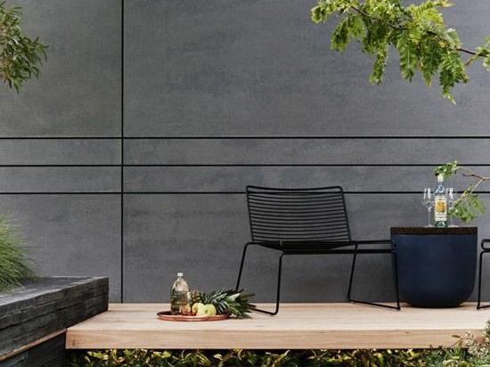 Concrete Rendered Blocks