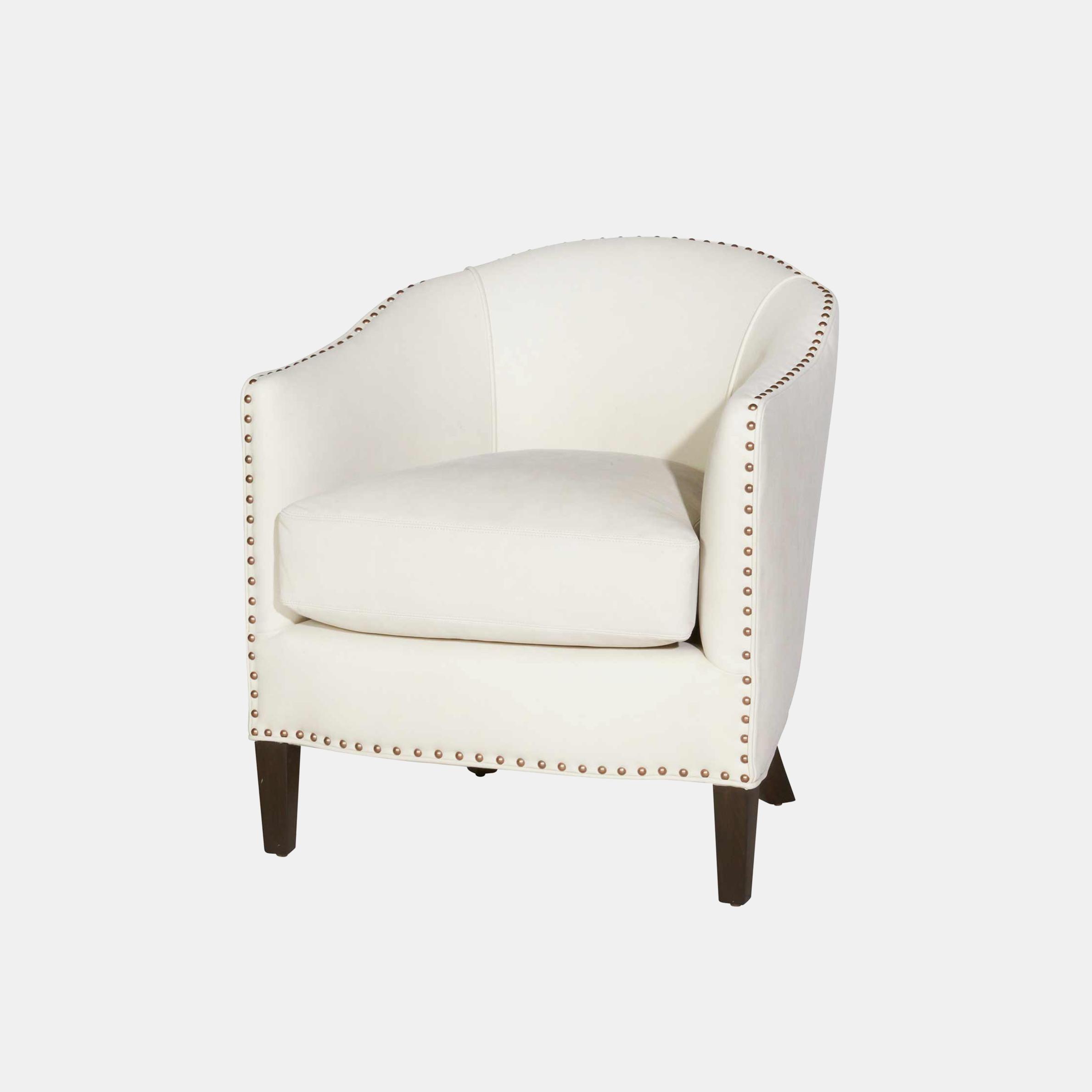"Crescent Chair  28""w x 31""h x 29""d SKU1109CSC"