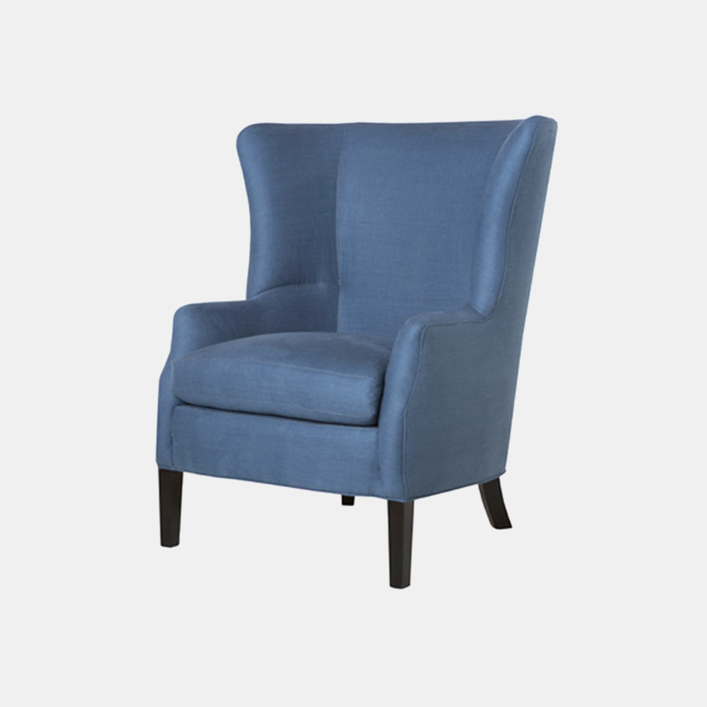"""Federico Chair  36""""w x 44""""h x 35""""d Available slipcovered and upholstered. SKU1249CSC"""