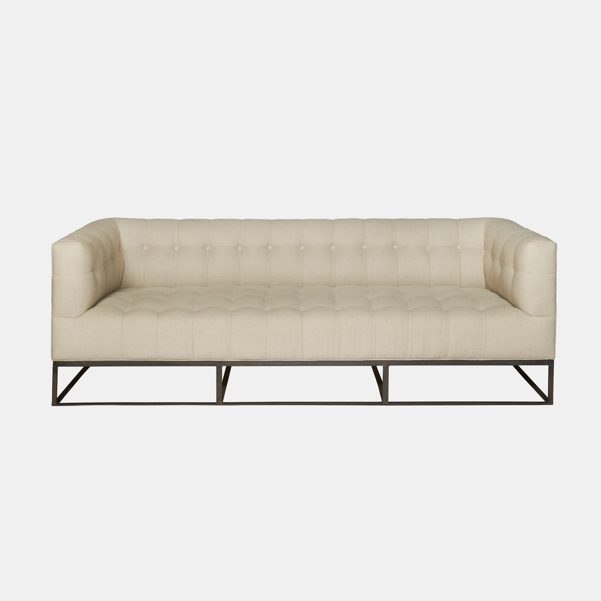 """Colin Sofa  84""""w x 28.5""""h x 34""""d Also available as chair and bench. SKU1200CSC"""
