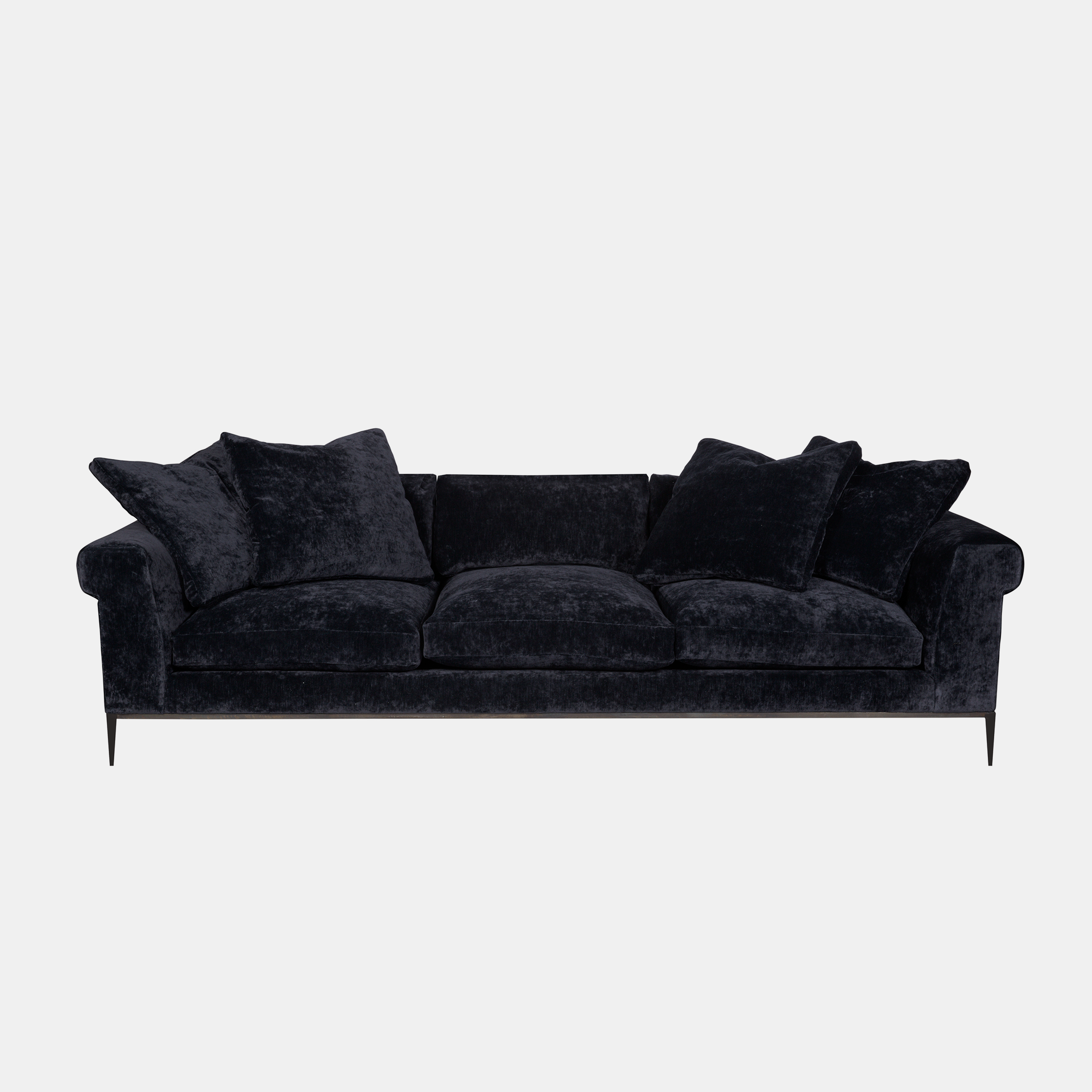 """Henry Sofa  108""""w x 27""""h x 42""""d 96""""w x 27""""h x 42""""d Also available as chair and sectional. SKU3829CSC"""