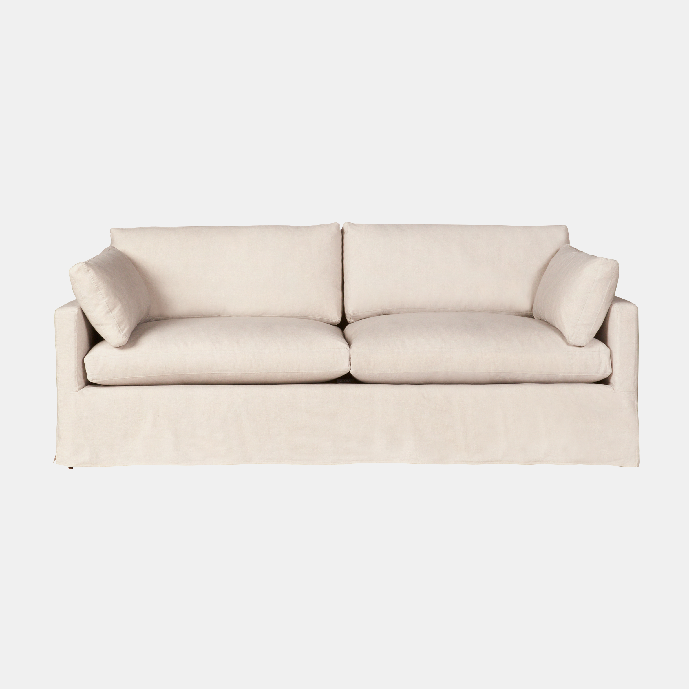 """Louis Sofa  90""""w x 31""""h x 40""""d 78""""w x 31""""h x 40""""d Also available as chair, mini chair, and sectional. SKU888CSC"""