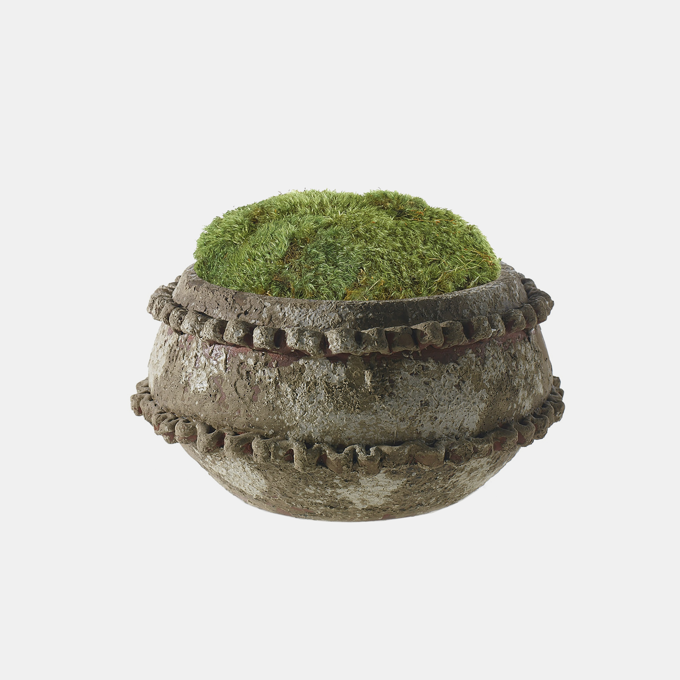 Moss Bowls  Available in assorted container styles and sizes.