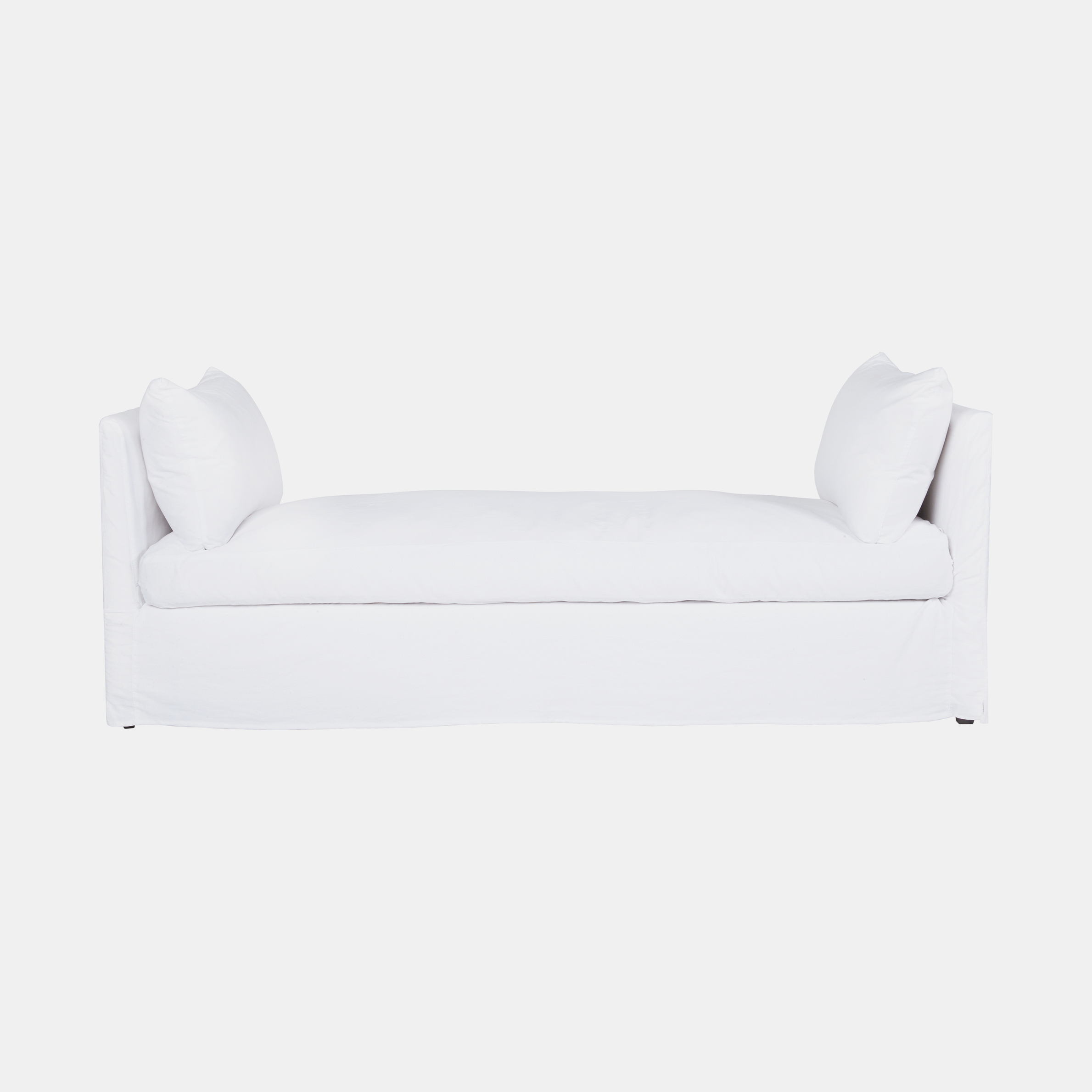 """April Daybed  82""""l x 31""""d x 29""""h Available slipcovered and upholstered. SKU7657CSC"""