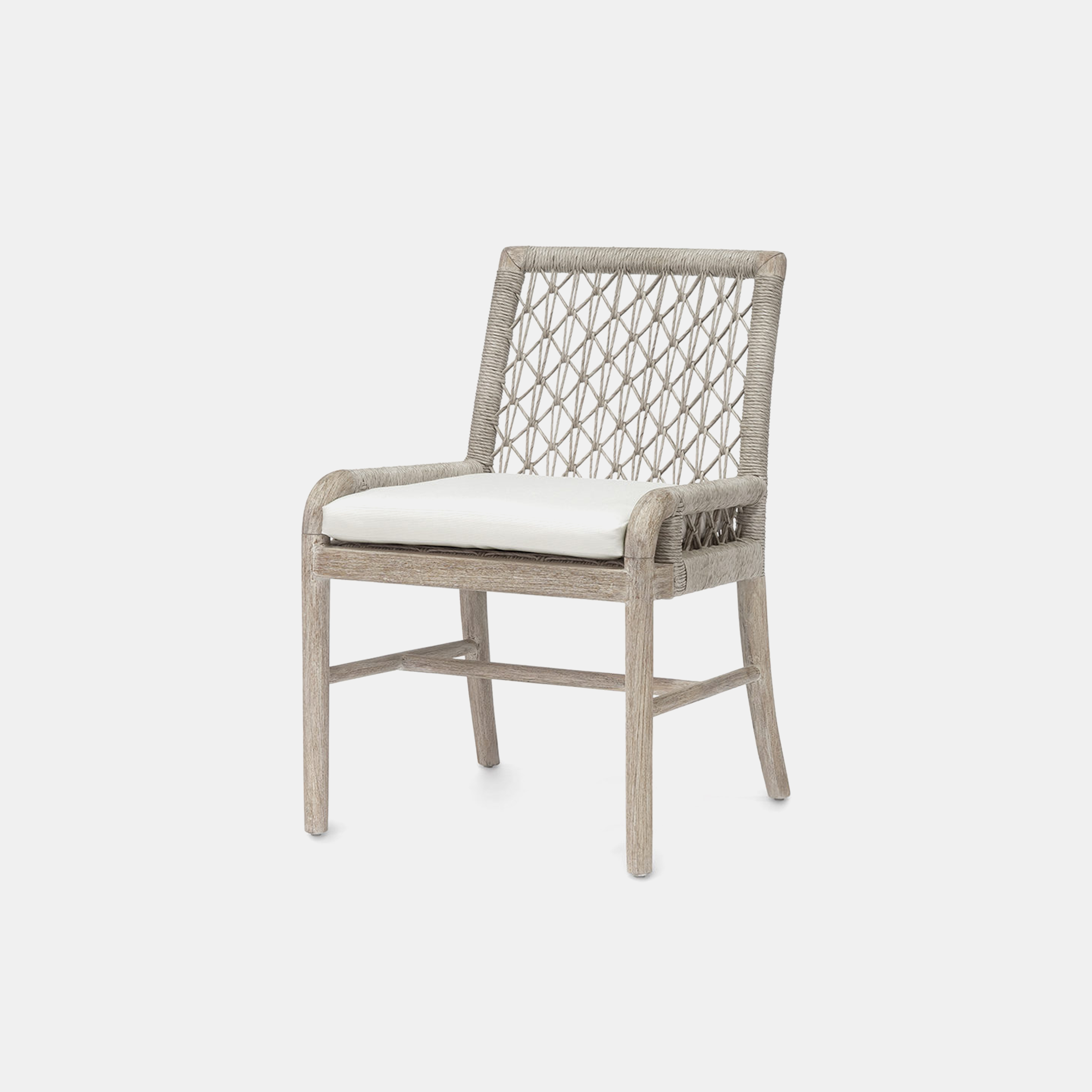 "Montecito Side Chair  21.75""w x 24""d x 33.25""h Also available as lounge chair, arm chair, sofa, counter stool, and bar stool. SKU3129PLK"