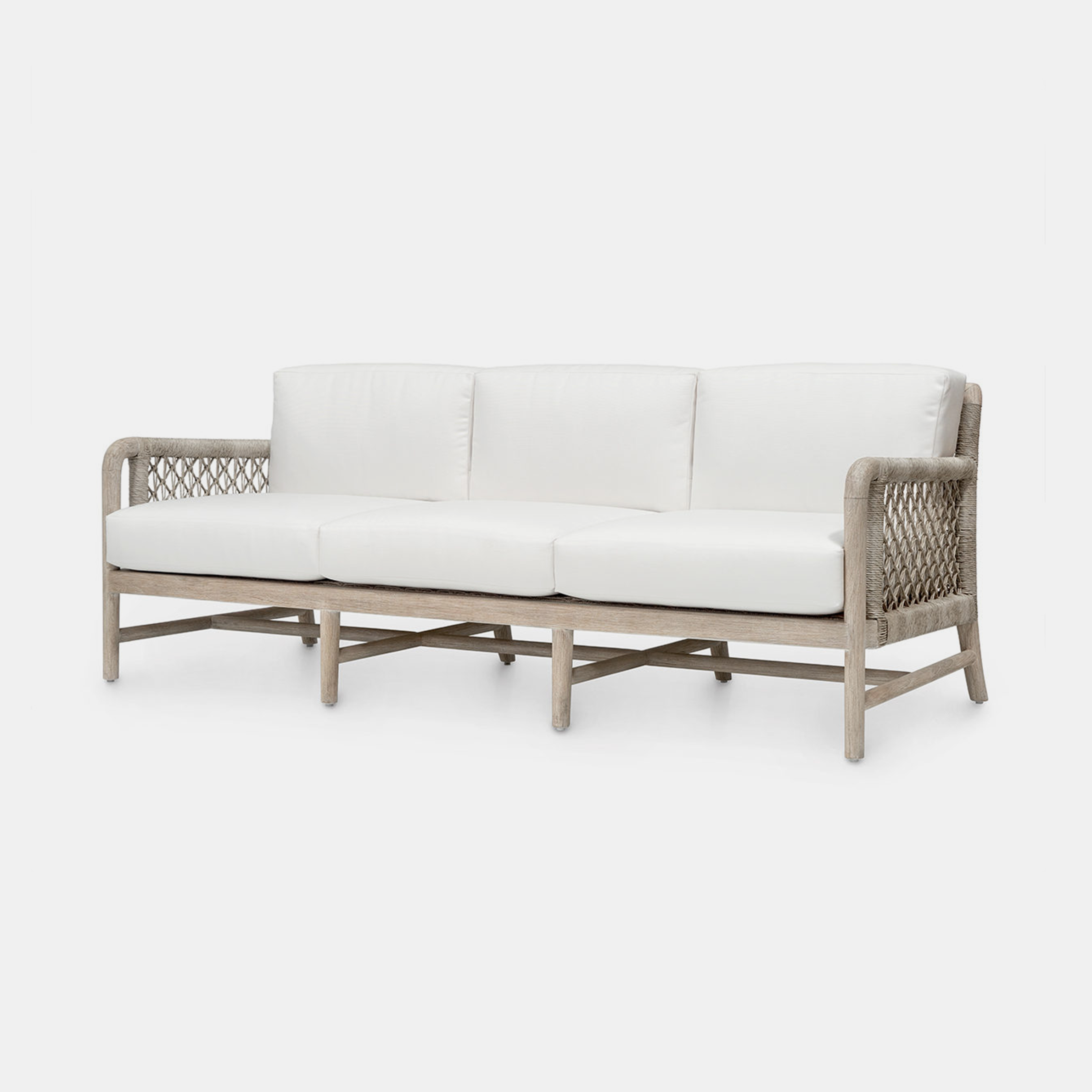"Montecito Sofa  86""w x 34.75""d x 31.25""h Also available as side chair, arm chair, lounge chair, counter stool, and bar stool. SKU249PLK"