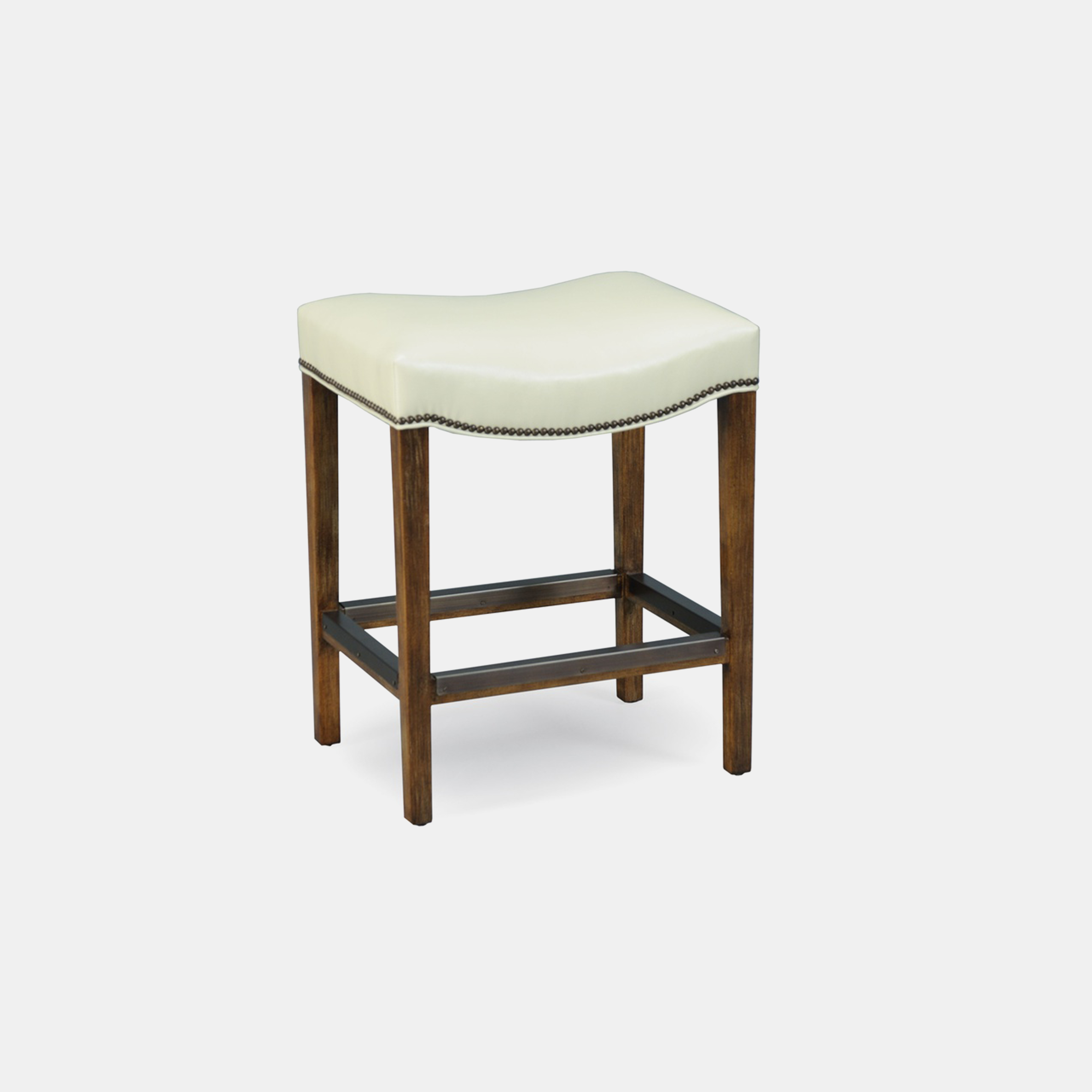 "Harmony Counter Stool  Available in 31"" bar stool and 25"" counter stool. SKU6839STN"