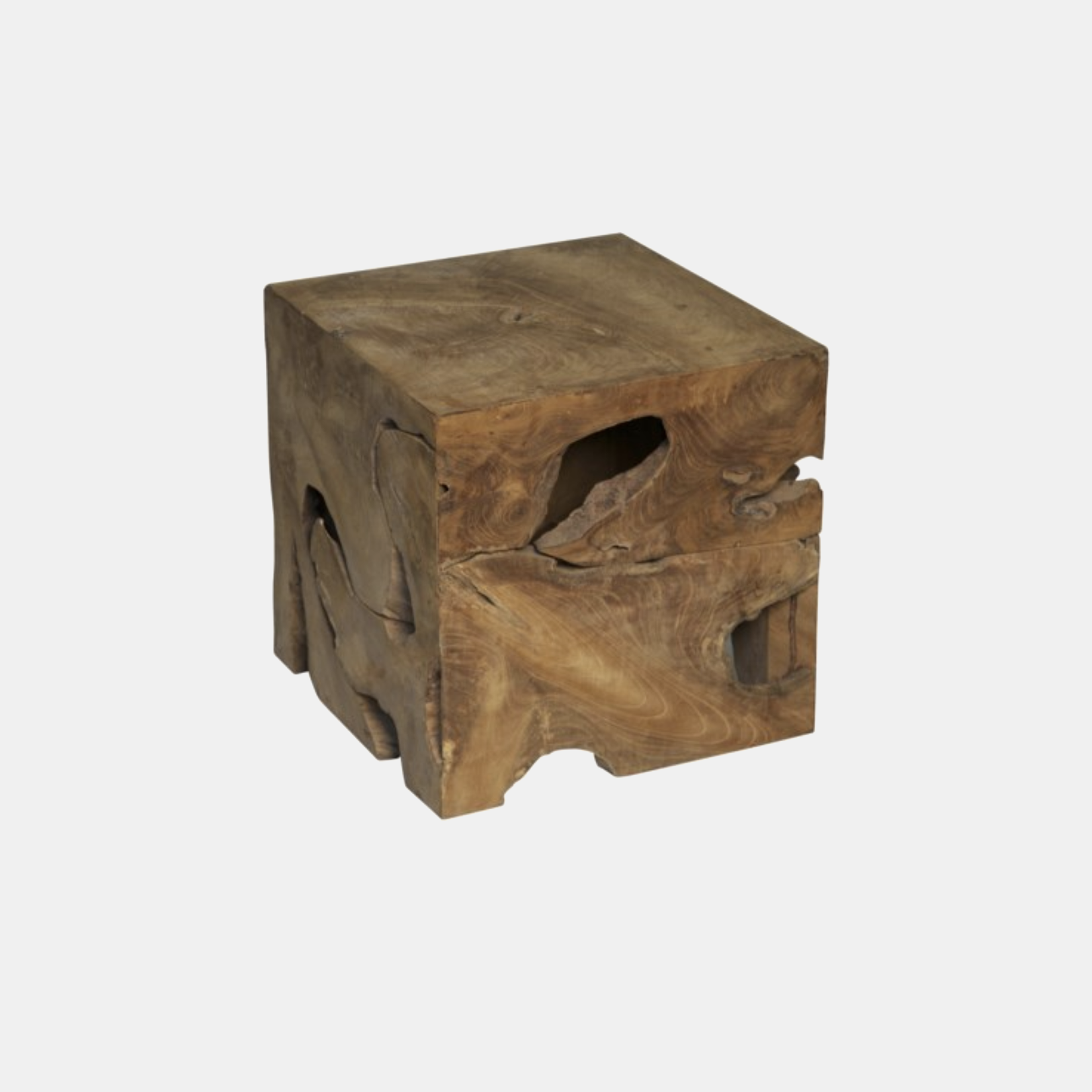 """Vert Side Table  16"""" cube Also available as coffee table. SKU594NOR"""