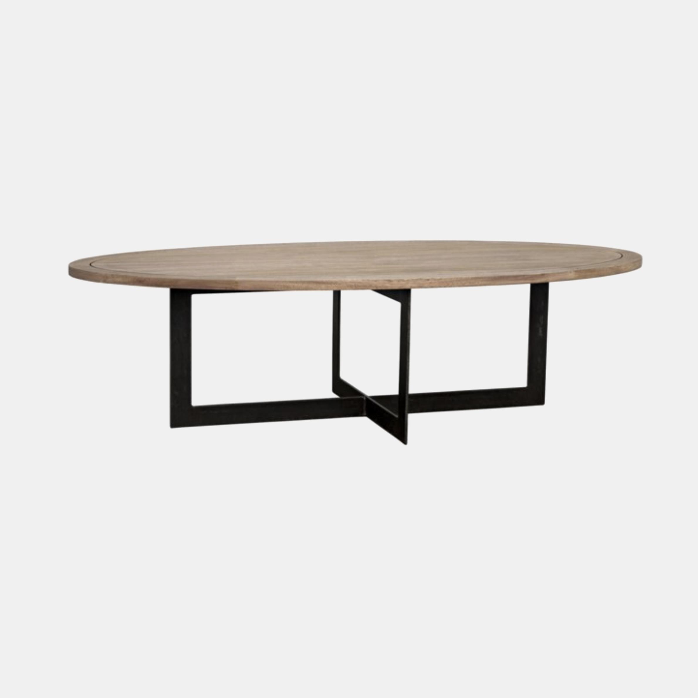 "Gauge Coffee Table  66""l x 32""w x 18""h SKU8849NOR"