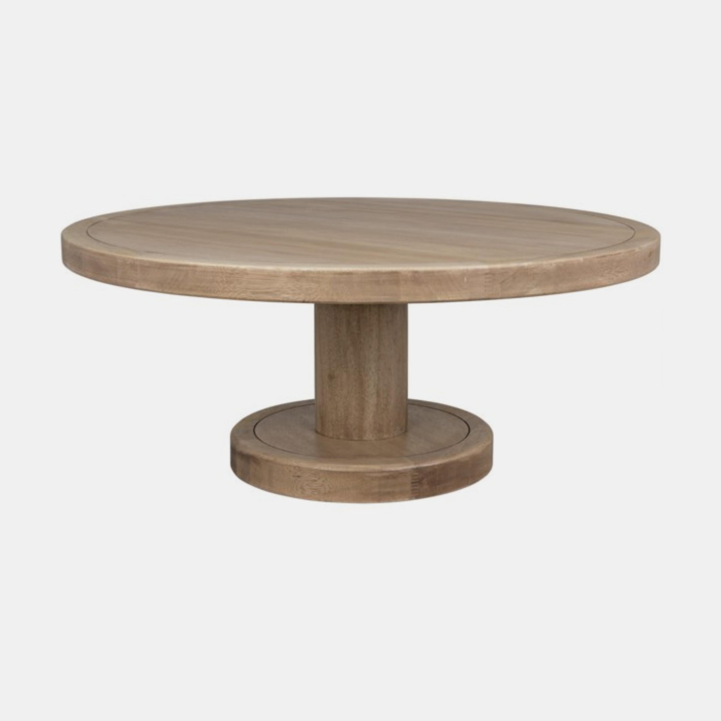 "Milena Coffee Table  48"" round x 20.5""h SKU7762NOR"