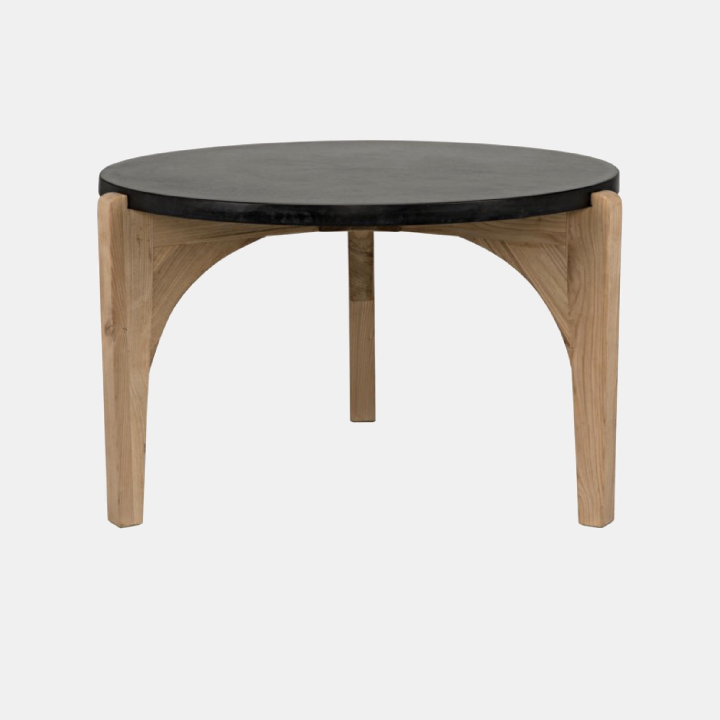 "Confucius Coffee Table  33.5"" round x 20.5""h SKU1350NOR"