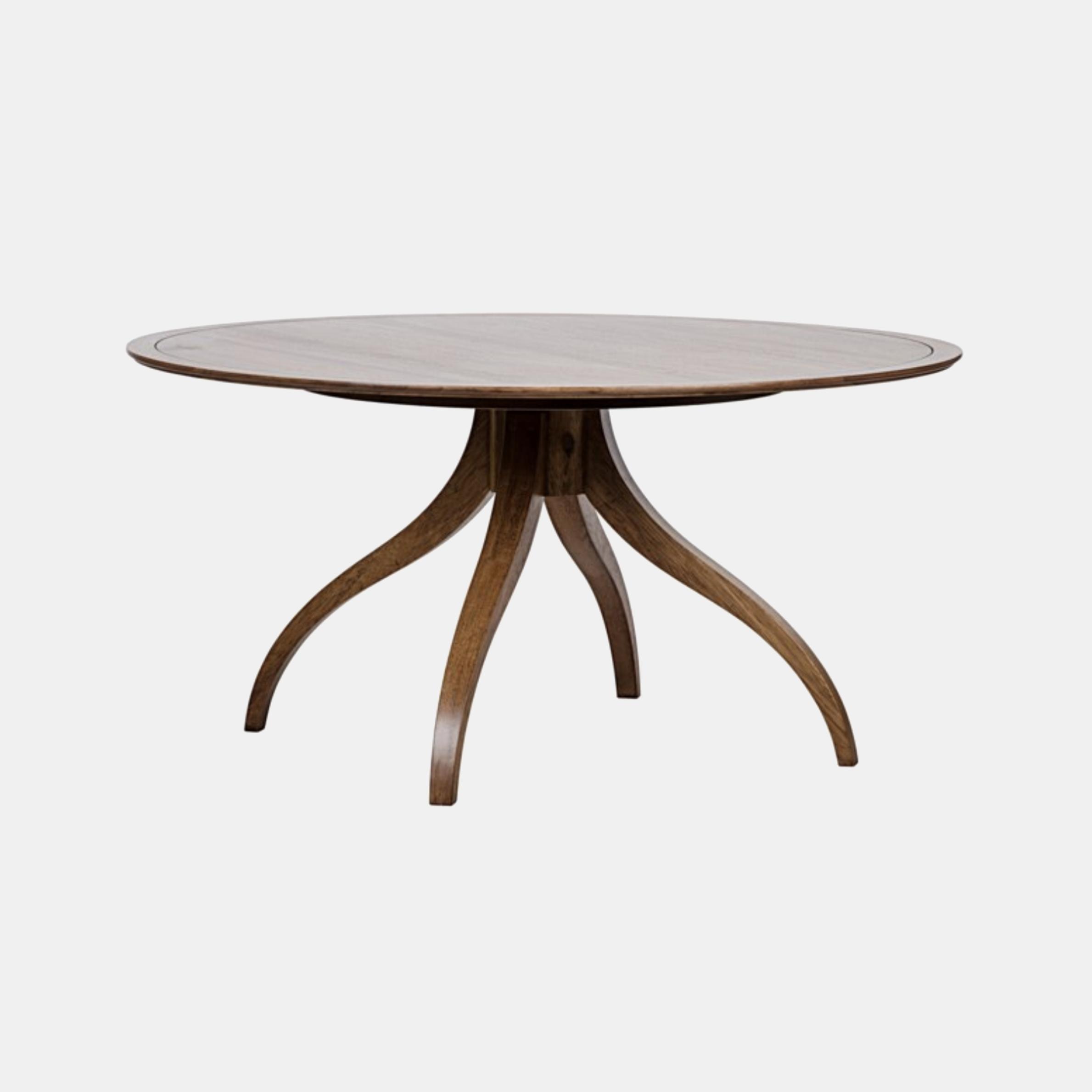 """Vera Dining Table  60"""" round x 30""""h SKU7100NOR"""