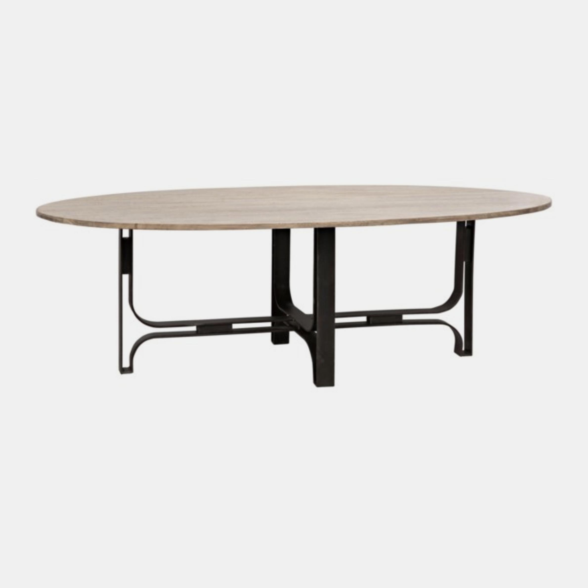 "Adrien Dining Table  96""l x 50""w x 30""h SKU110NOR"
