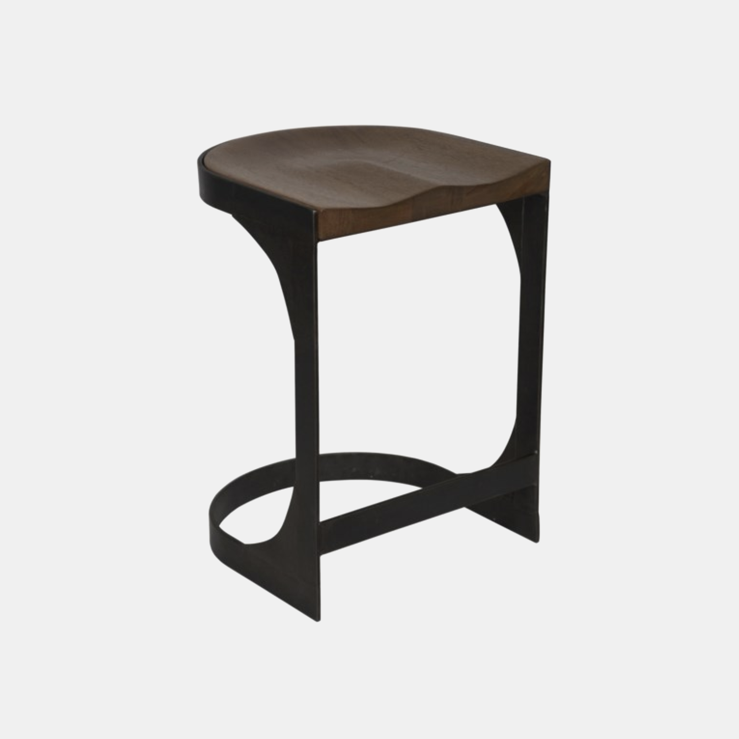"Baxter Counter Stool  17""w x 17""d x 24""h Also available as bar stool. SKU0593NOR"