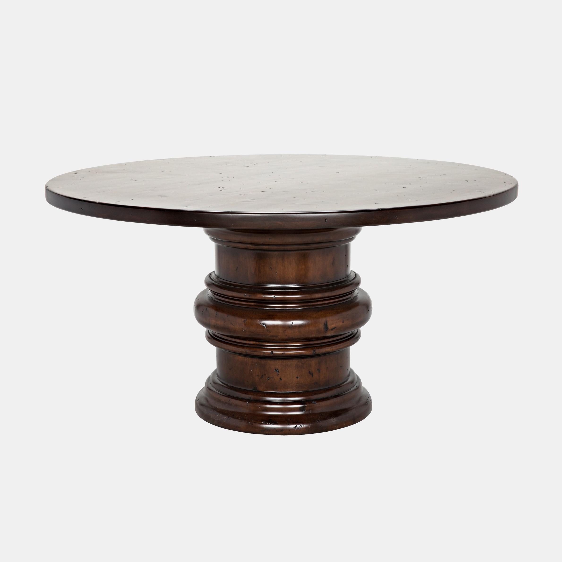 "Lora Dining Table  60""round x 31""h SKU9902CFC"