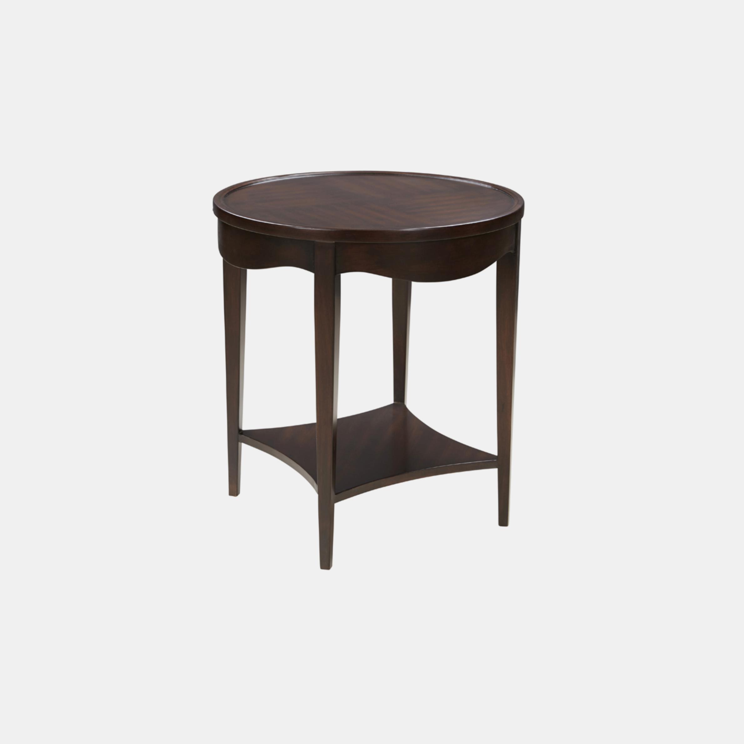 "Jasper Side Table  24"" round x 26""h SKU5690PHS"