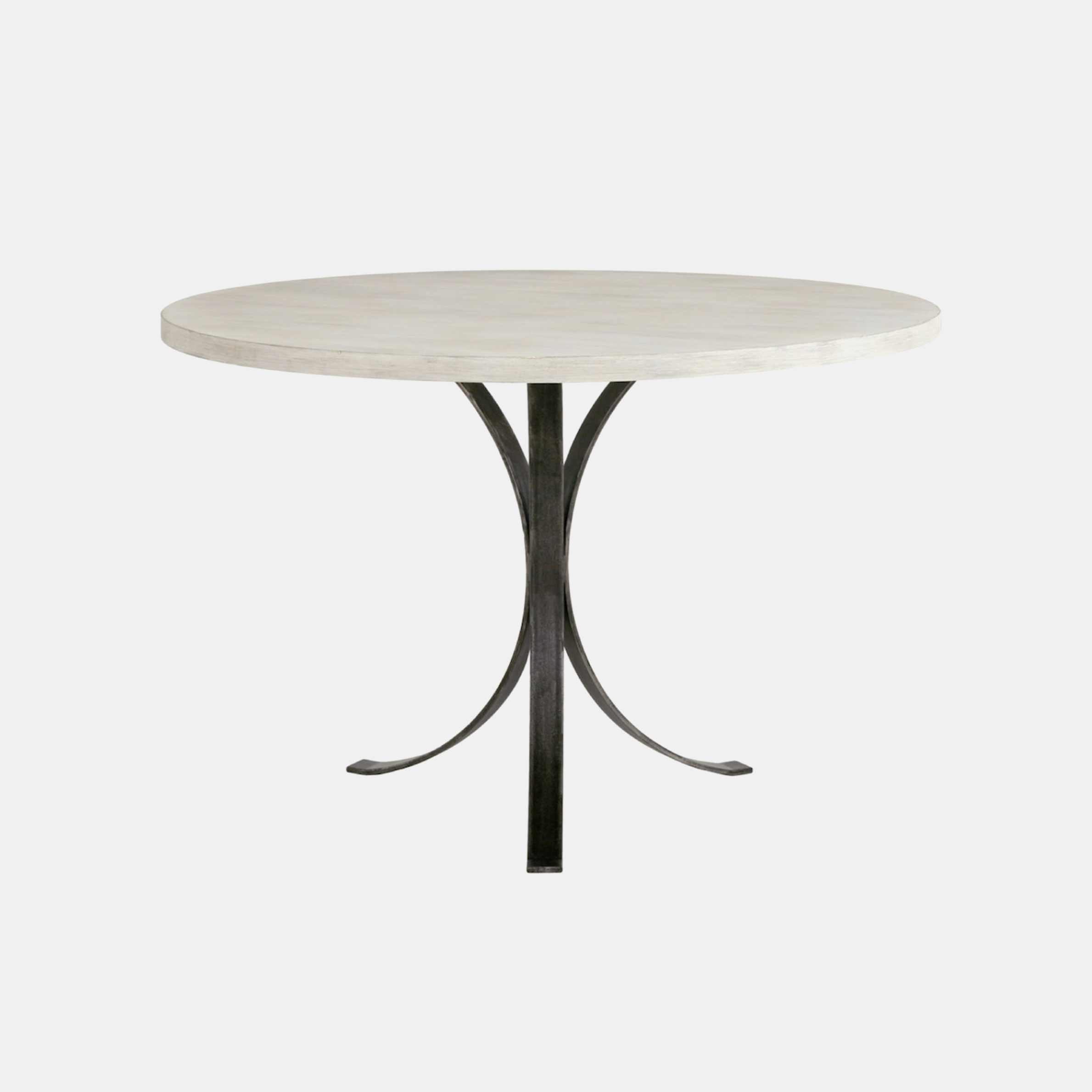 """Quincy Dining Table  36"""", 40"""", 42"""" or 44"""" round x 30""""h Available in several top and base finishes. Also available as side table, desk, and square and oval dining tables. SKU937RFH"""