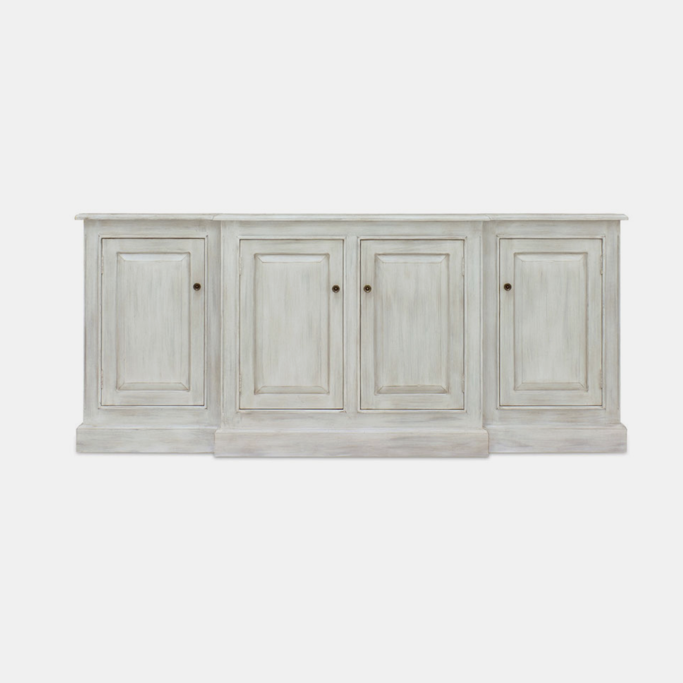 "Livingston Credenza  81""l x 19""d x 35""h Available in several finishes. Also available with hutch 82""l x 19""d x 85""h. SKU985CFC"
