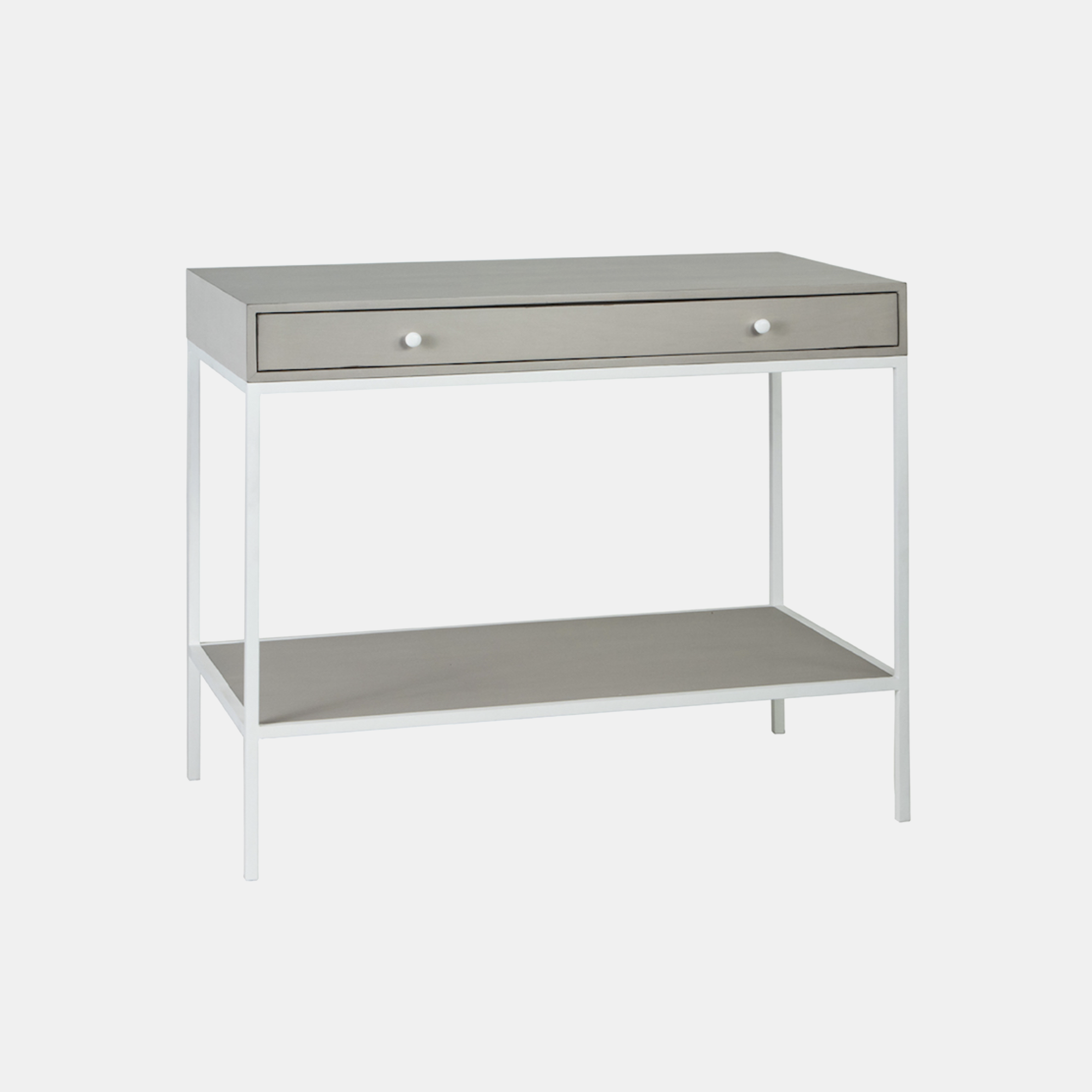 """Wade Side Table  34""""l x 19""""d x 30""""h Available in several wood and metal finishes. SKU6289RFH"""