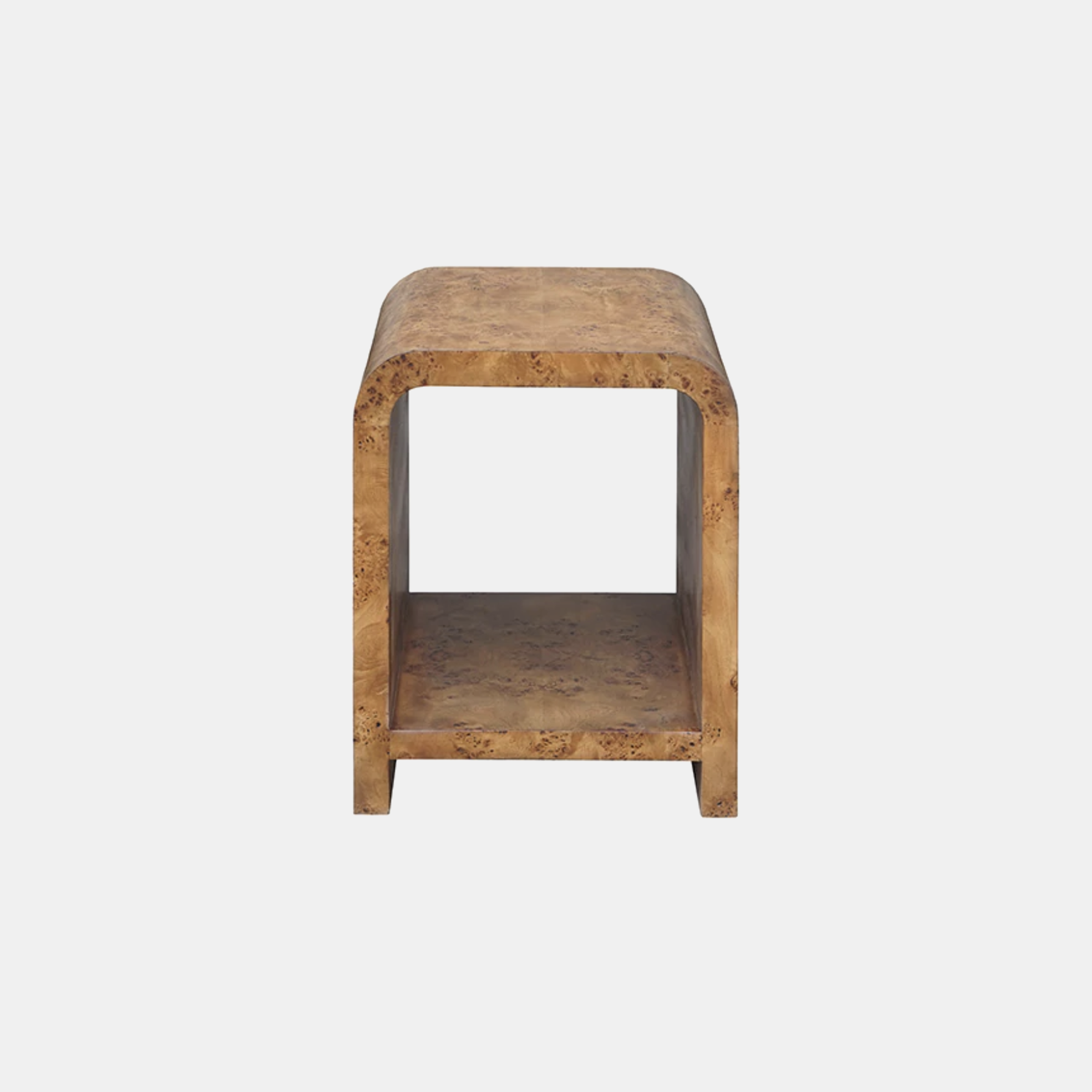 """Putnam Side Table  20""""l x 20""""d x 25""""h Available in dark (shown) and light. SKU589WAY"""
