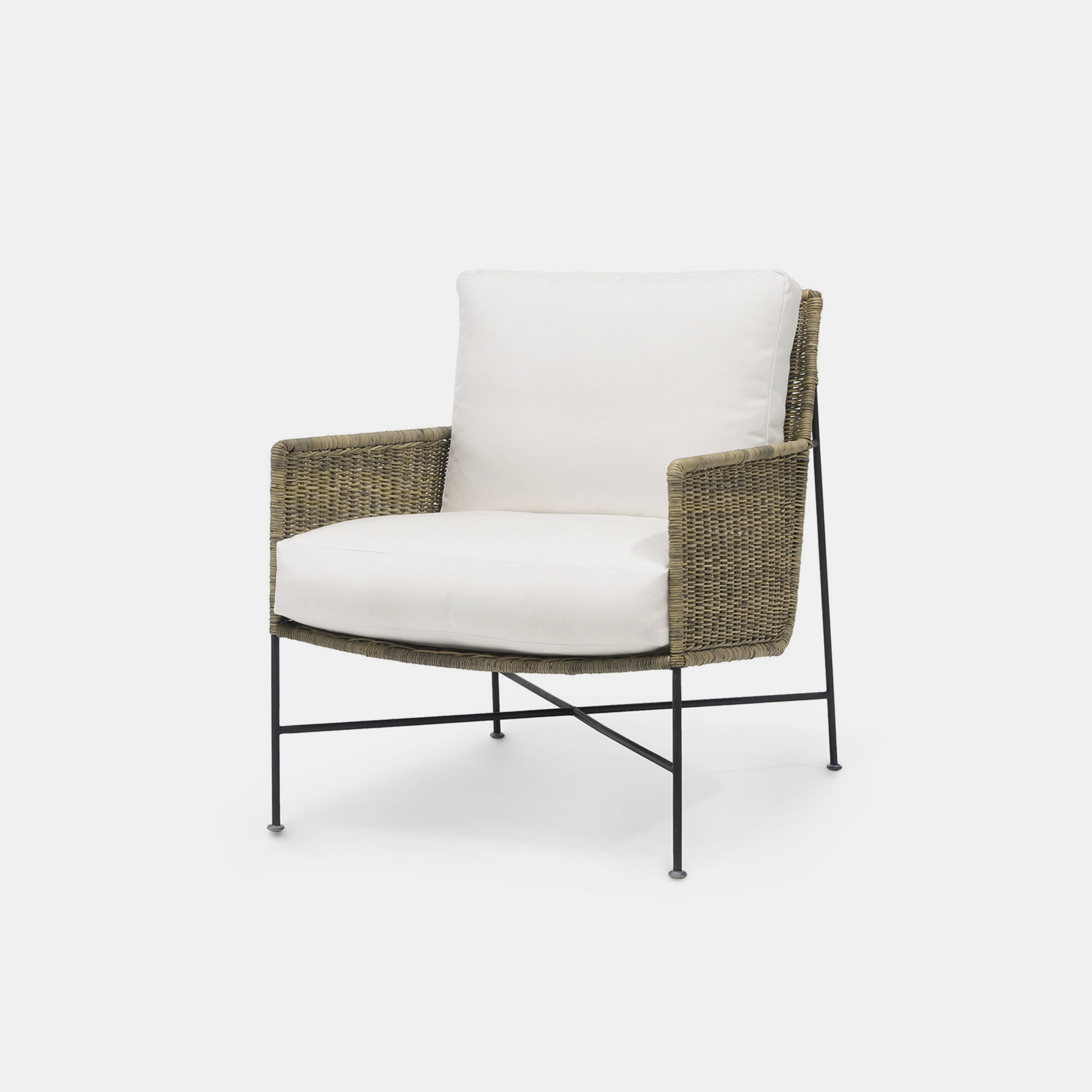 "Nora Lounge Chair  25.25""w x 32""d x 30.75""h SKU7395PLK"