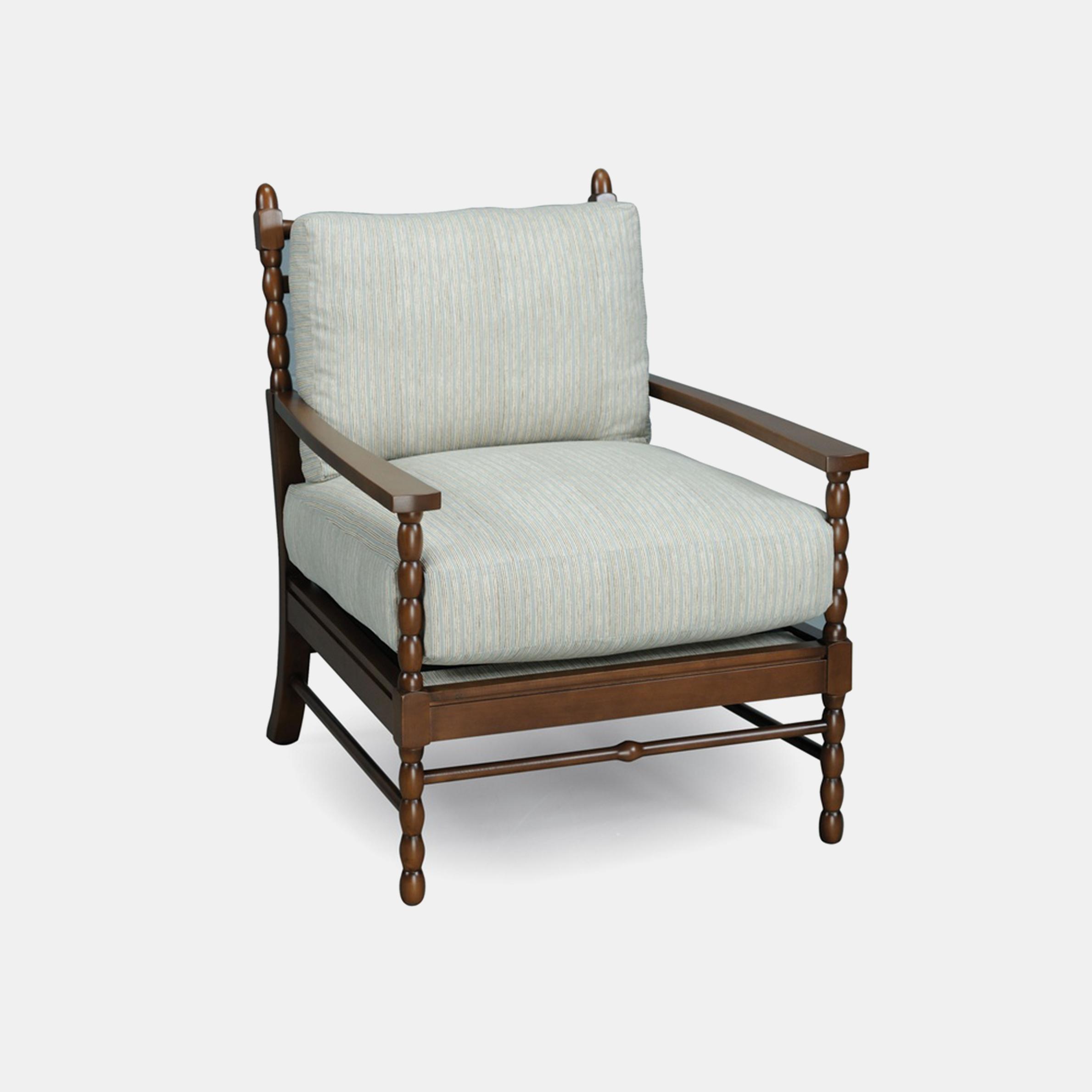 "Ellie Chair  30""w x 34""d x 38""h SKU1093STN"