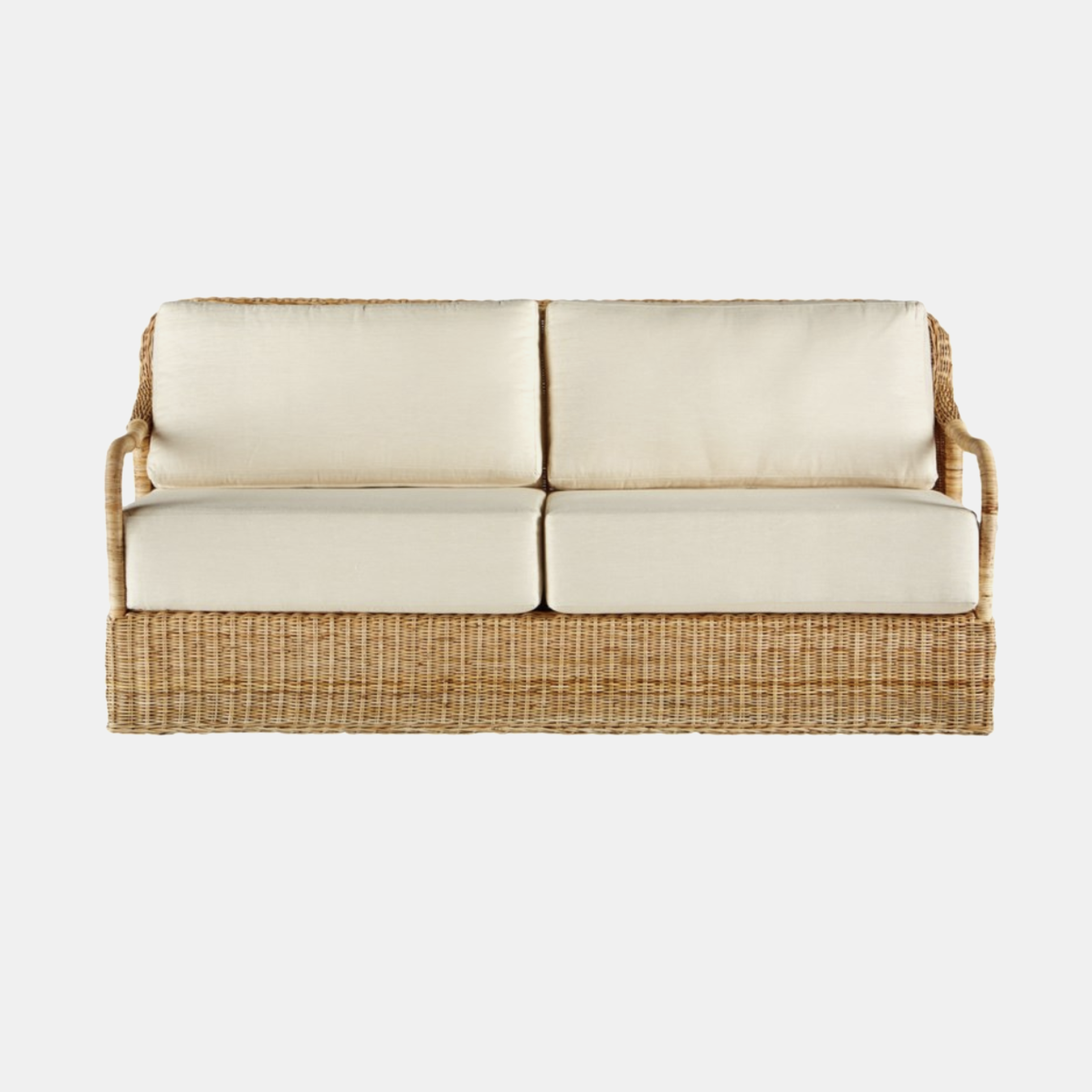 Desmona Sofa  76'' x 33.5'' x 35'' Also available as lounge chair. SKU744SLM
