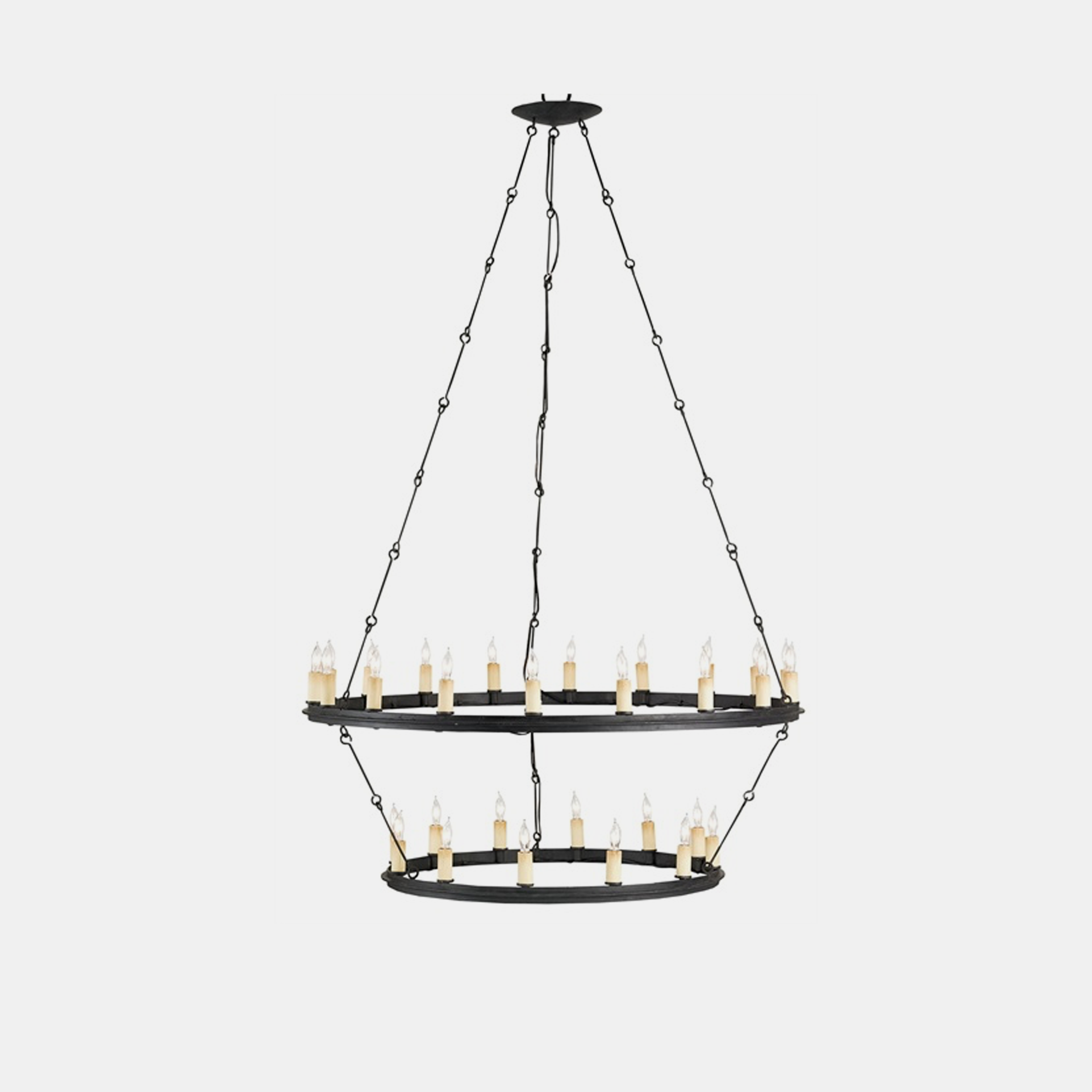 "Toulouse Chandelier  33"" round x 53""h  SKU44421CUY"