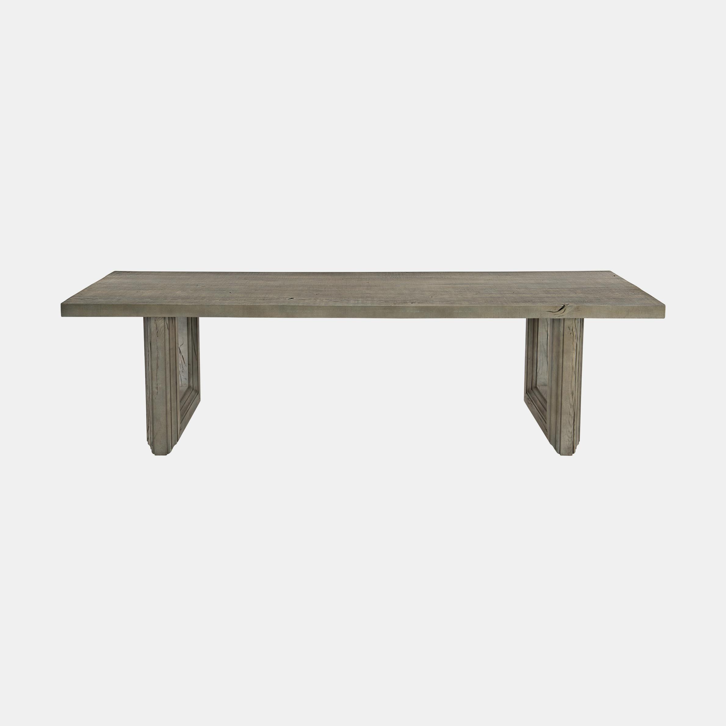 "Winthrop Rectangular Dining Table  108""l x 39""w x 30""h SKU3321BHT"