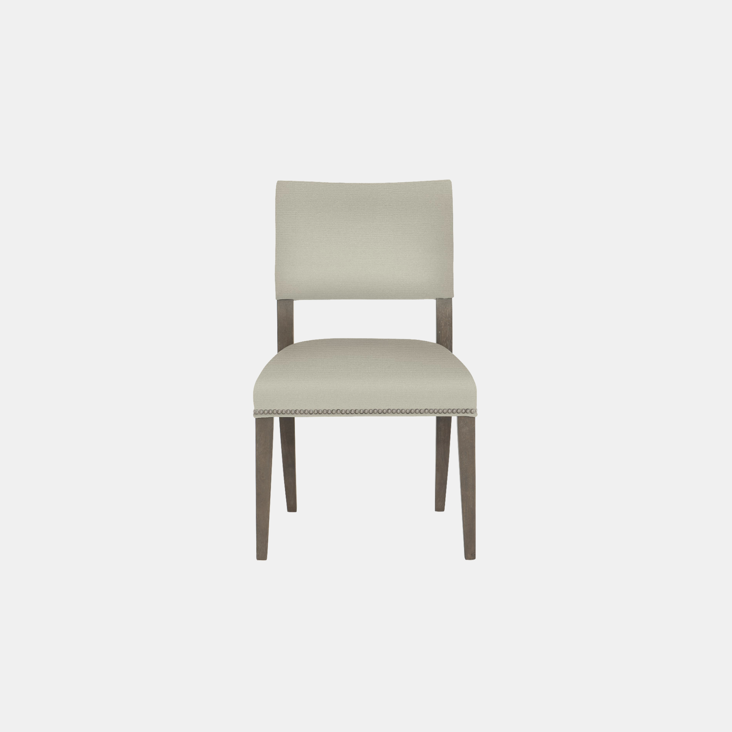 "Moore Side Chair  22-1/8""w x 24-5/8""d x 35-3/4""h Available in fabric, leather, or COM. Also available as arm chair, counter stool, or bar stool. SKU549BHT"