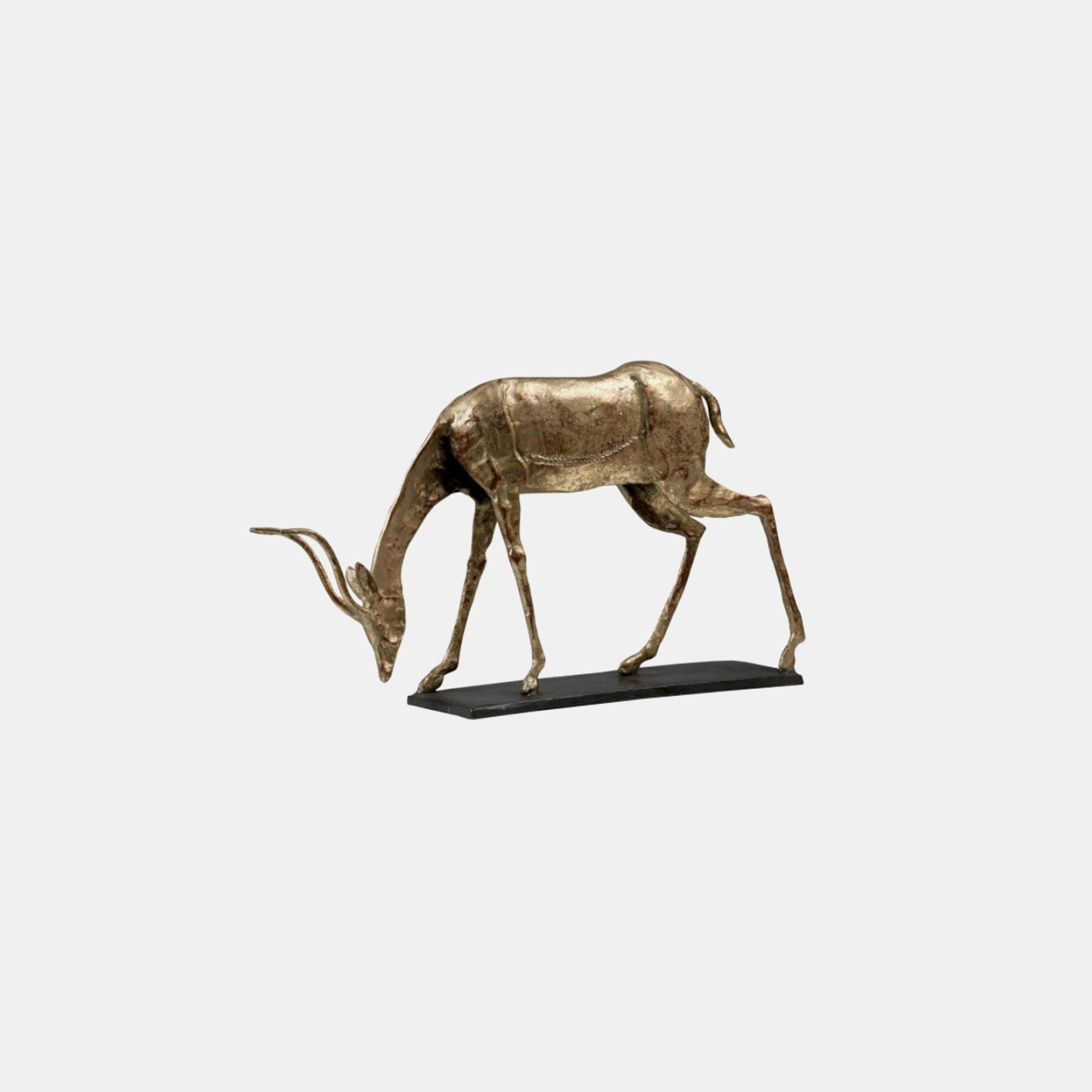 """Oryx Statue  16.5""""w x 5.5""""d x 9.5""""h SKU23923BGW"""