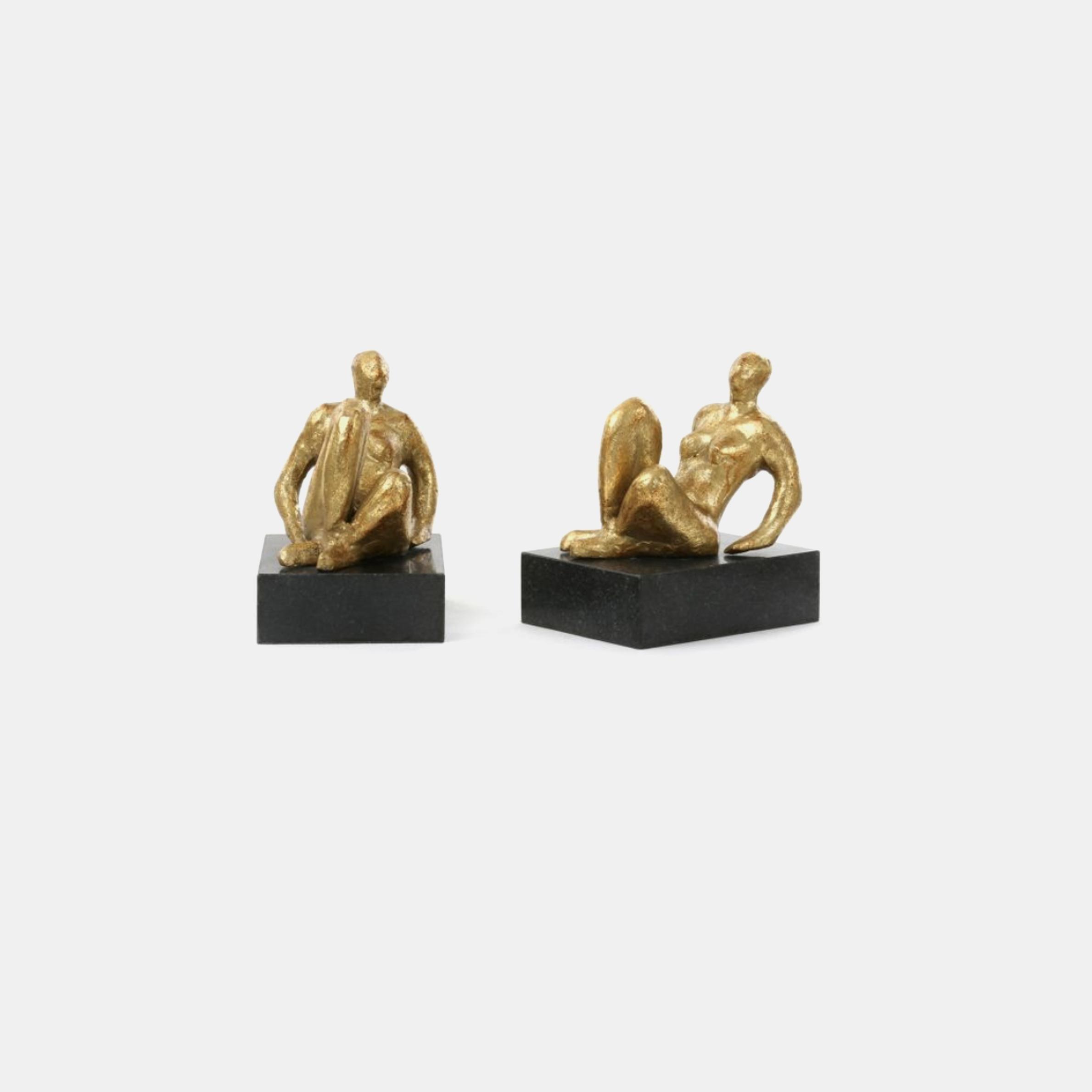"""Jeanne Statue  6.5""""w x 4.5""""d x 6.5""""h SKU23589BGW"""