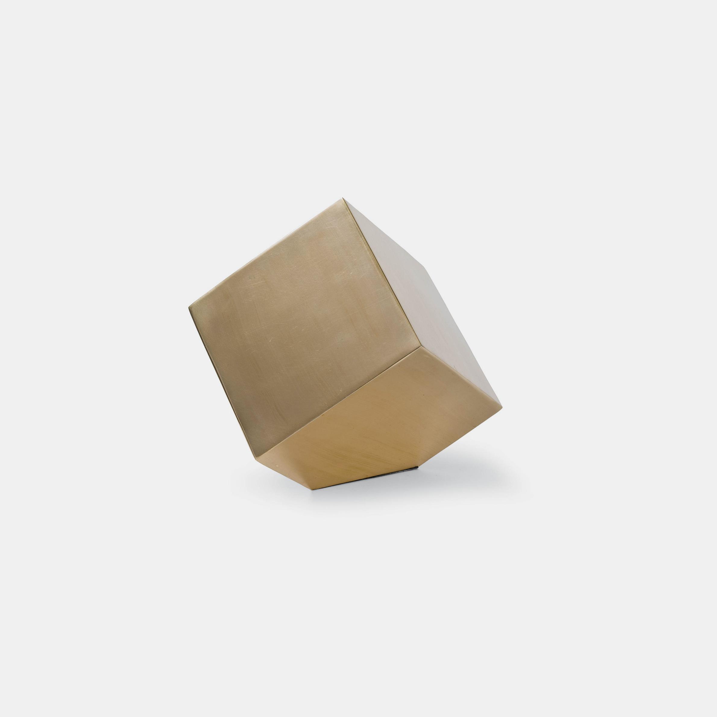 "Closed Standing Cube  5.5"" SKU7463RAD"