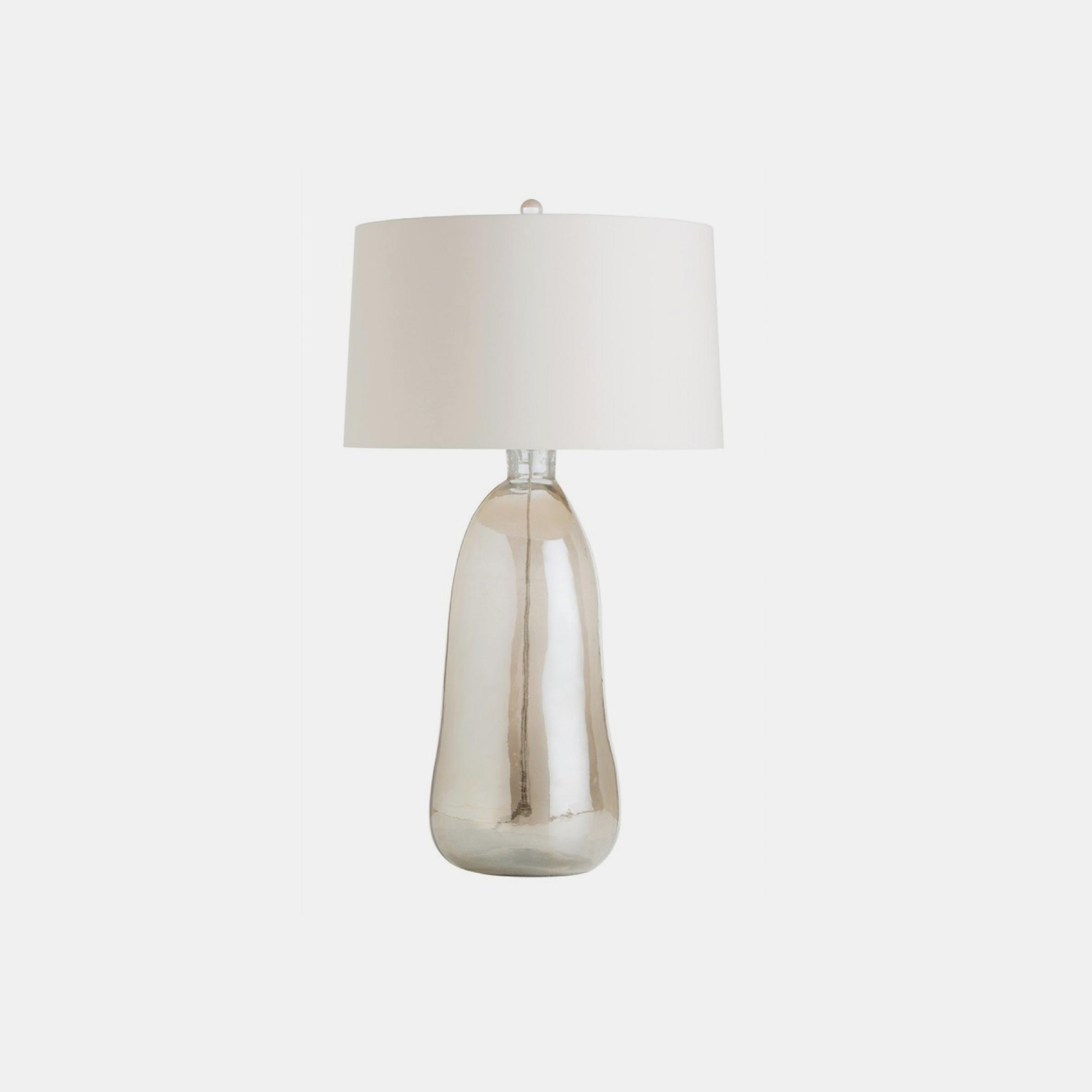 "Joss Lamp  17"" round x 30""h SKU25755ART"