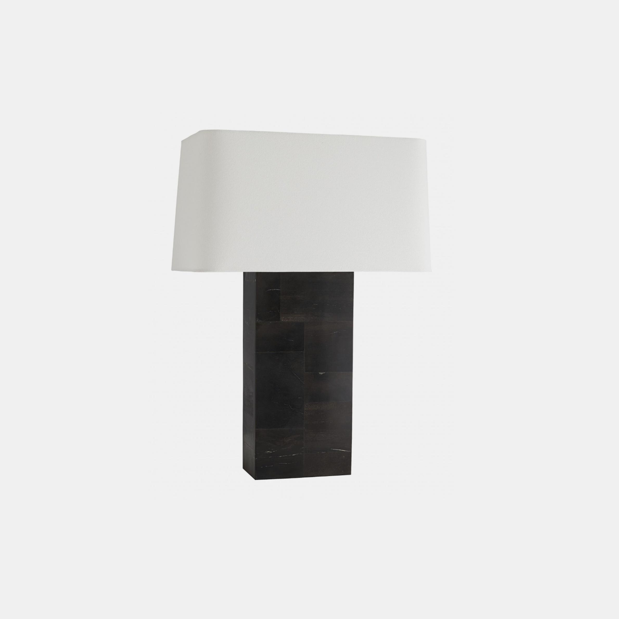 """Valletta Lamp  19""""w x 11""""d x 27.5""""h SKU4902ART"""