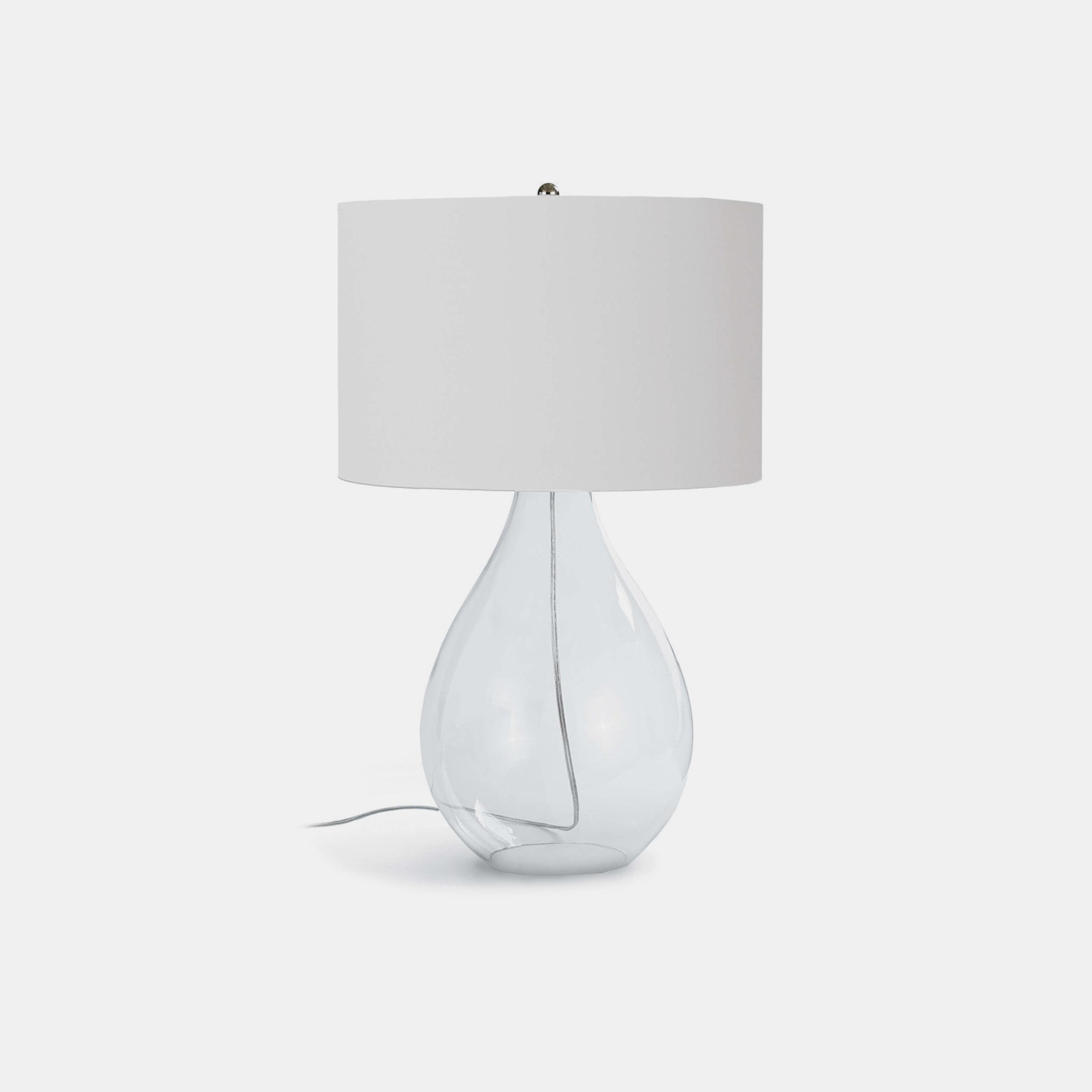 "Paisley Table Lamp  18"" round x 29""h SKU39013RAD"