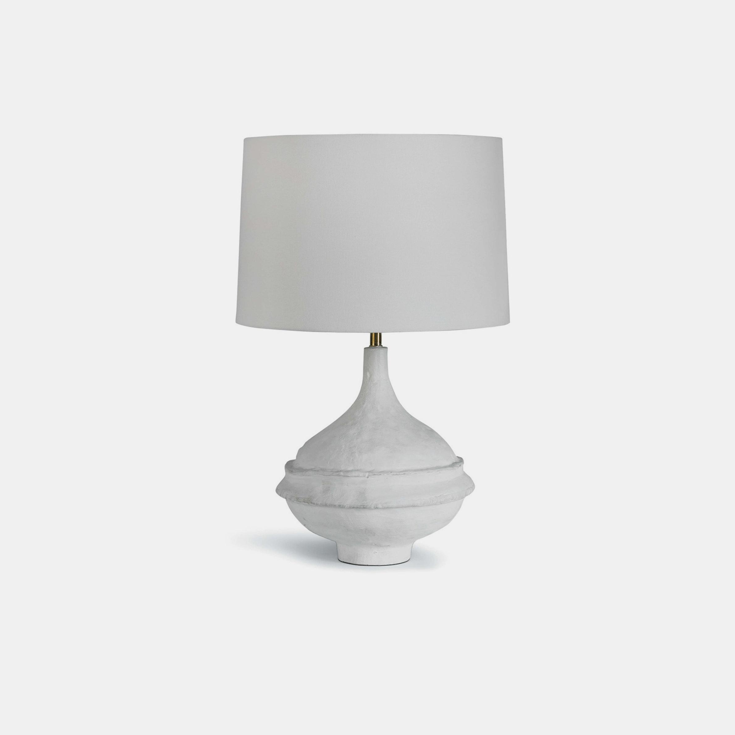 "Riviera Table Lamp  14"" round x 23.5"" SKU491RAD"