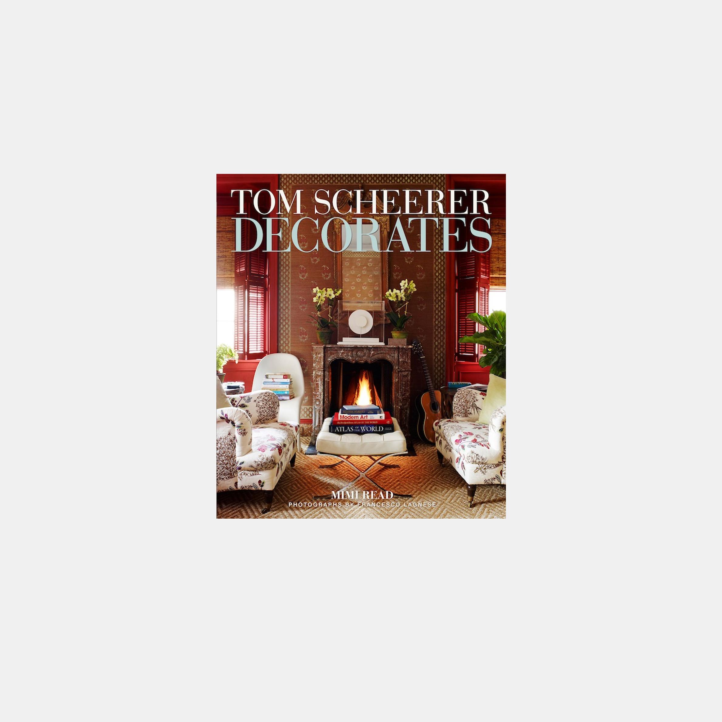 Tom Scheerer Decorates   Mimi Read