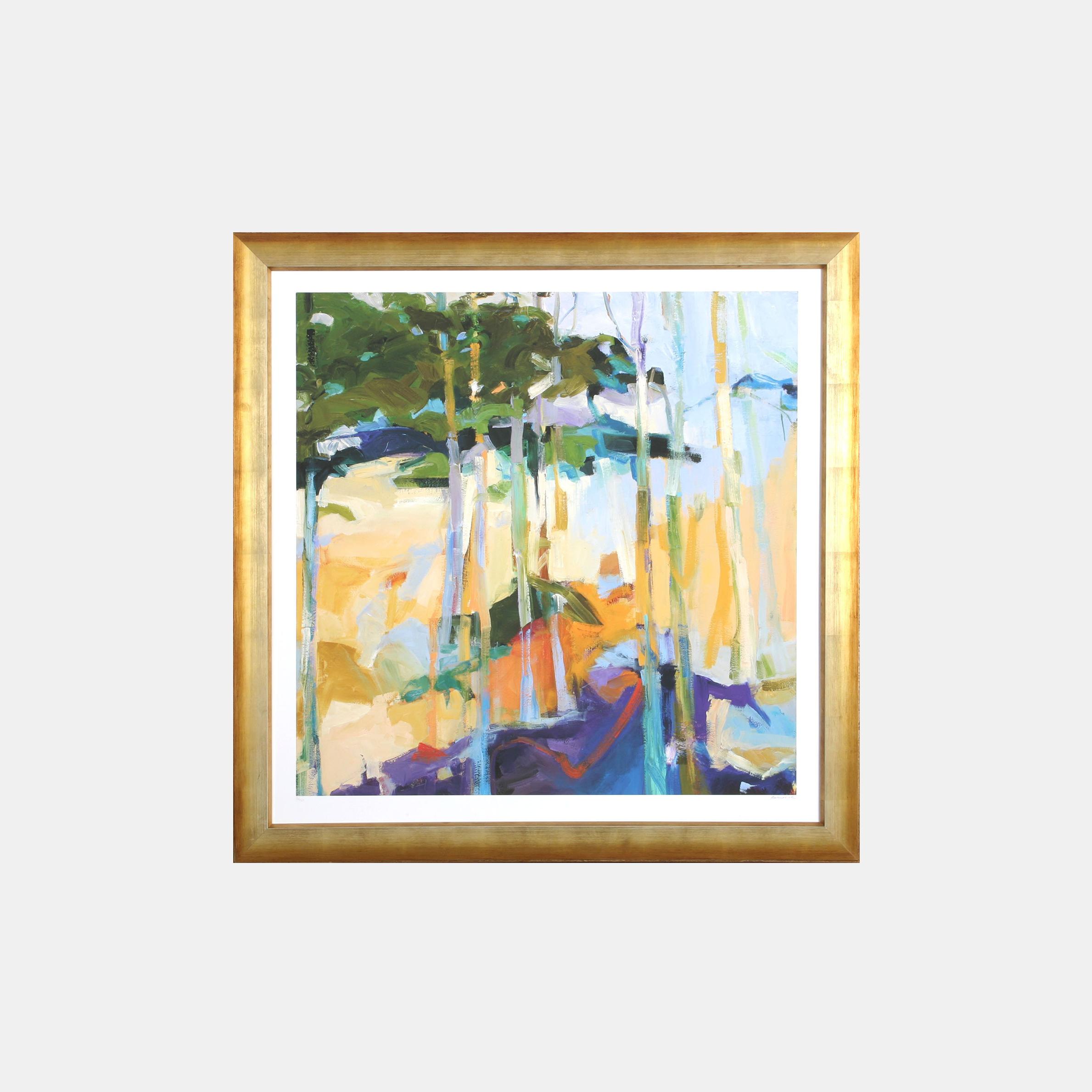 Abstract Landscape II  SKU3892SCS