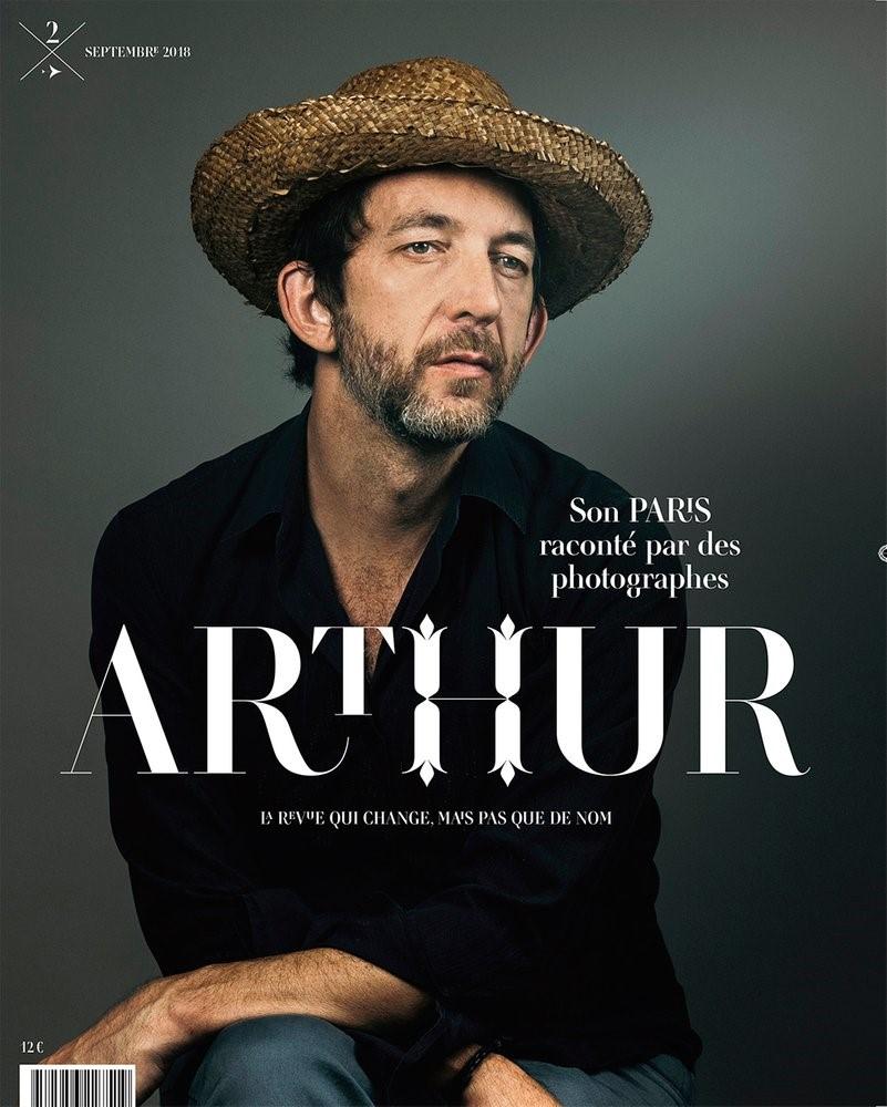 LA REVUE ARTHUR H - Septembre 2018Editeur : Editions Louvre Rivoli