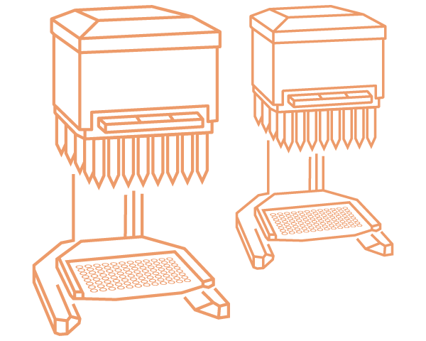 microPro 300 Line Drawing