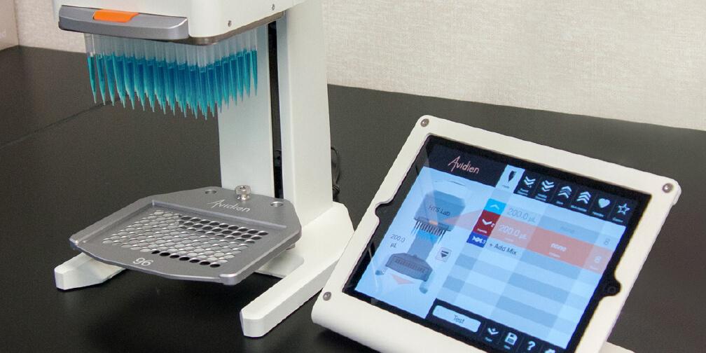 microPro 300 iPad Controller