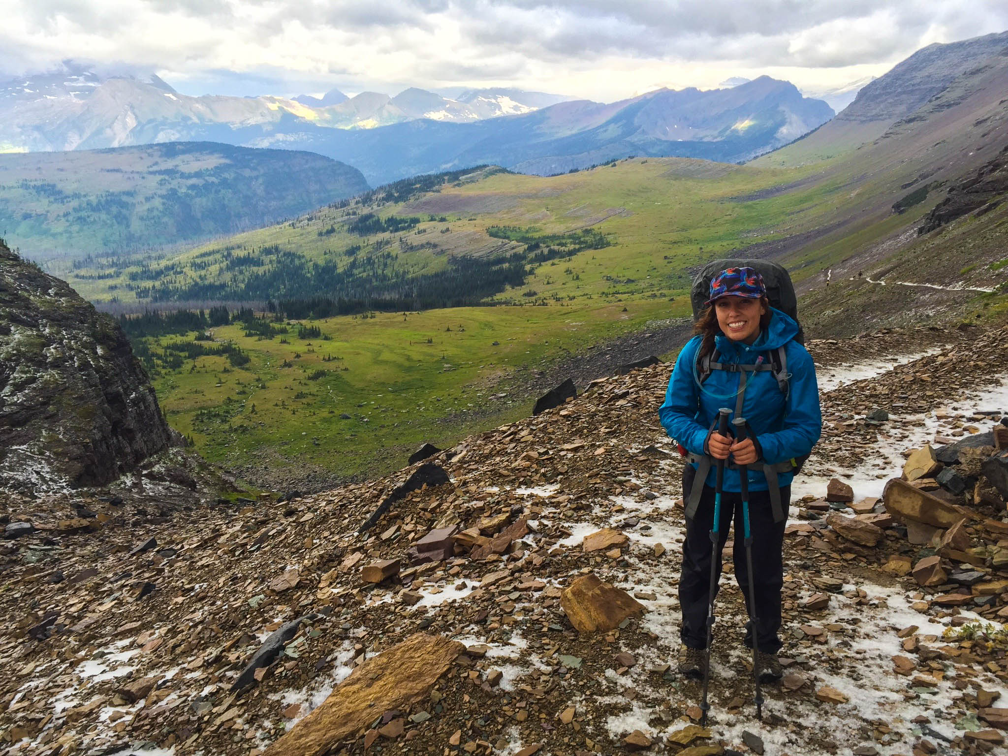Backpacking The North Circle In Glacier National Park Montana Baby Got Backcountry