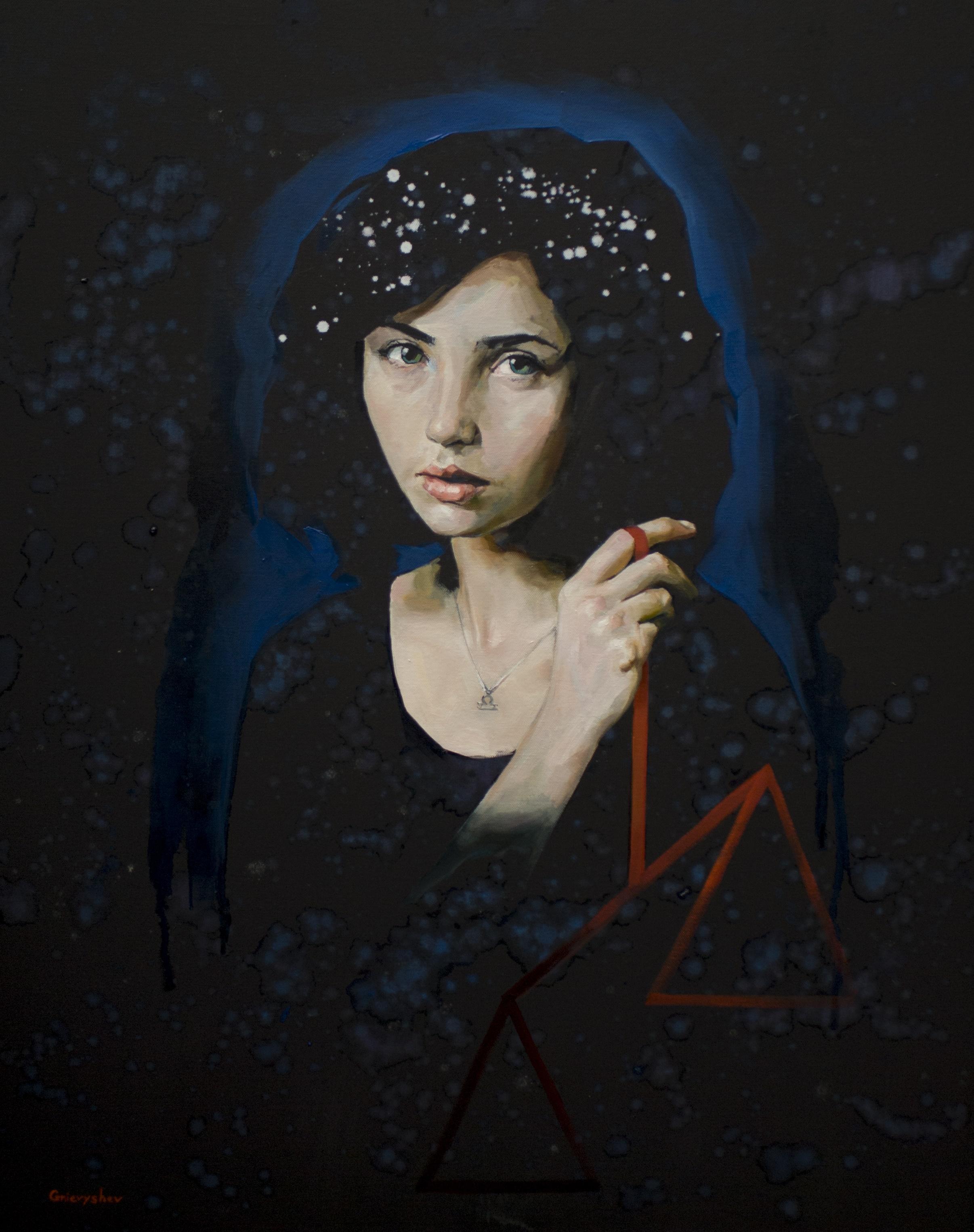Rotte pittoriche di Oleksii Gnevyshev   Ukraine - dal 12 al 25 Maggio 2019a cura di Antonella Gemma e Immagini Spazio Arte